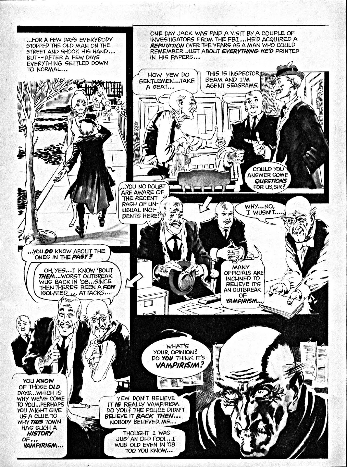 Nightmare (1970) issue 18 - Page 50