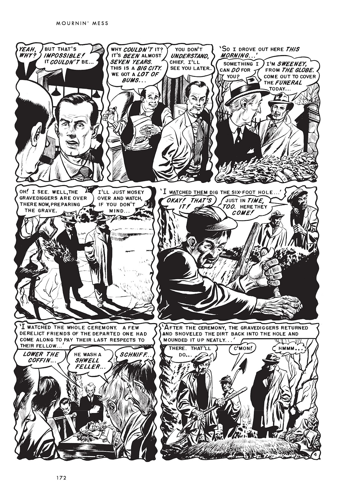 Read online Sucker Bait and Other Stories comic -  Issue # TPB (Part 2) - 87