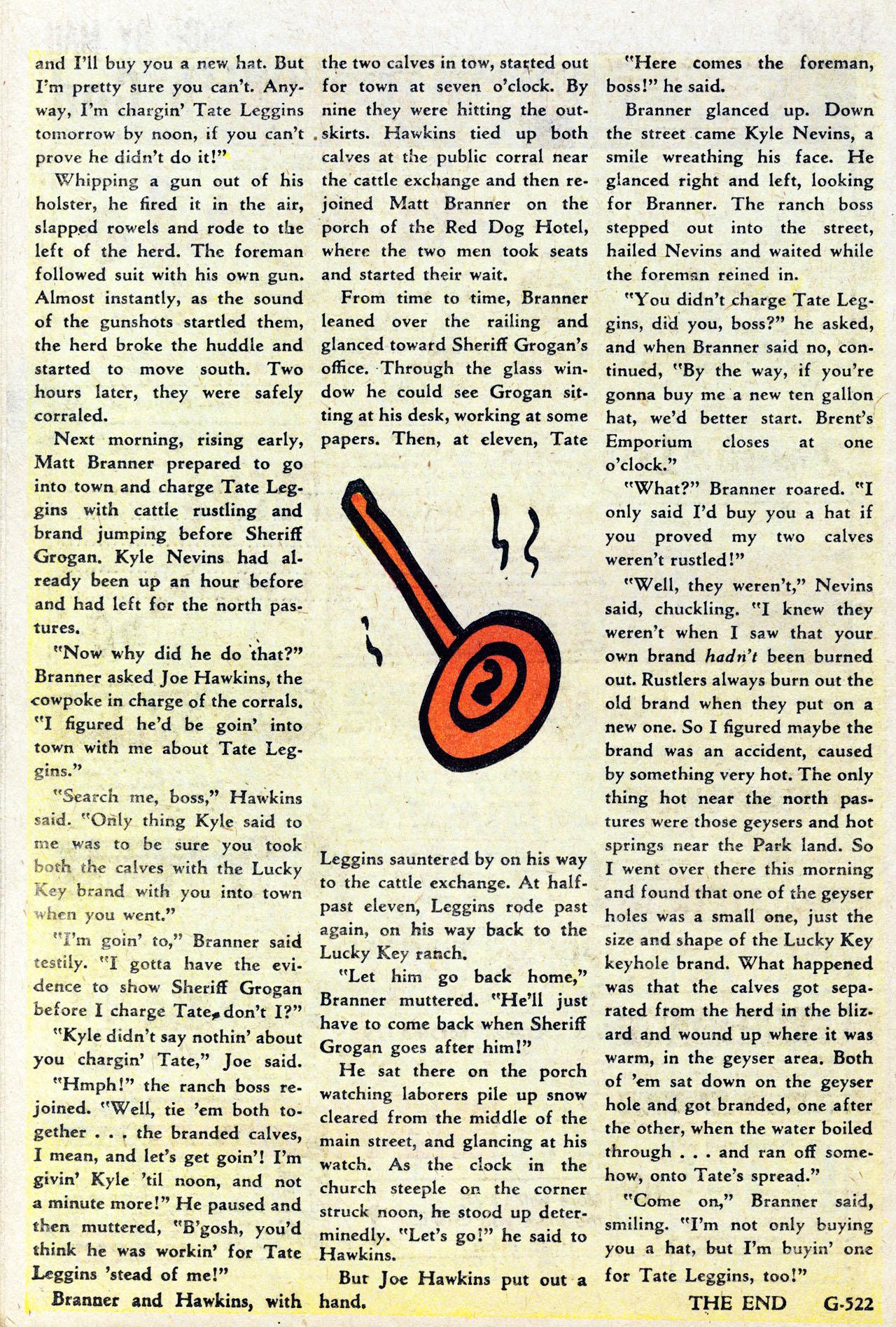 Read online Two-Gun Kid comic -  Issue #64 - 26