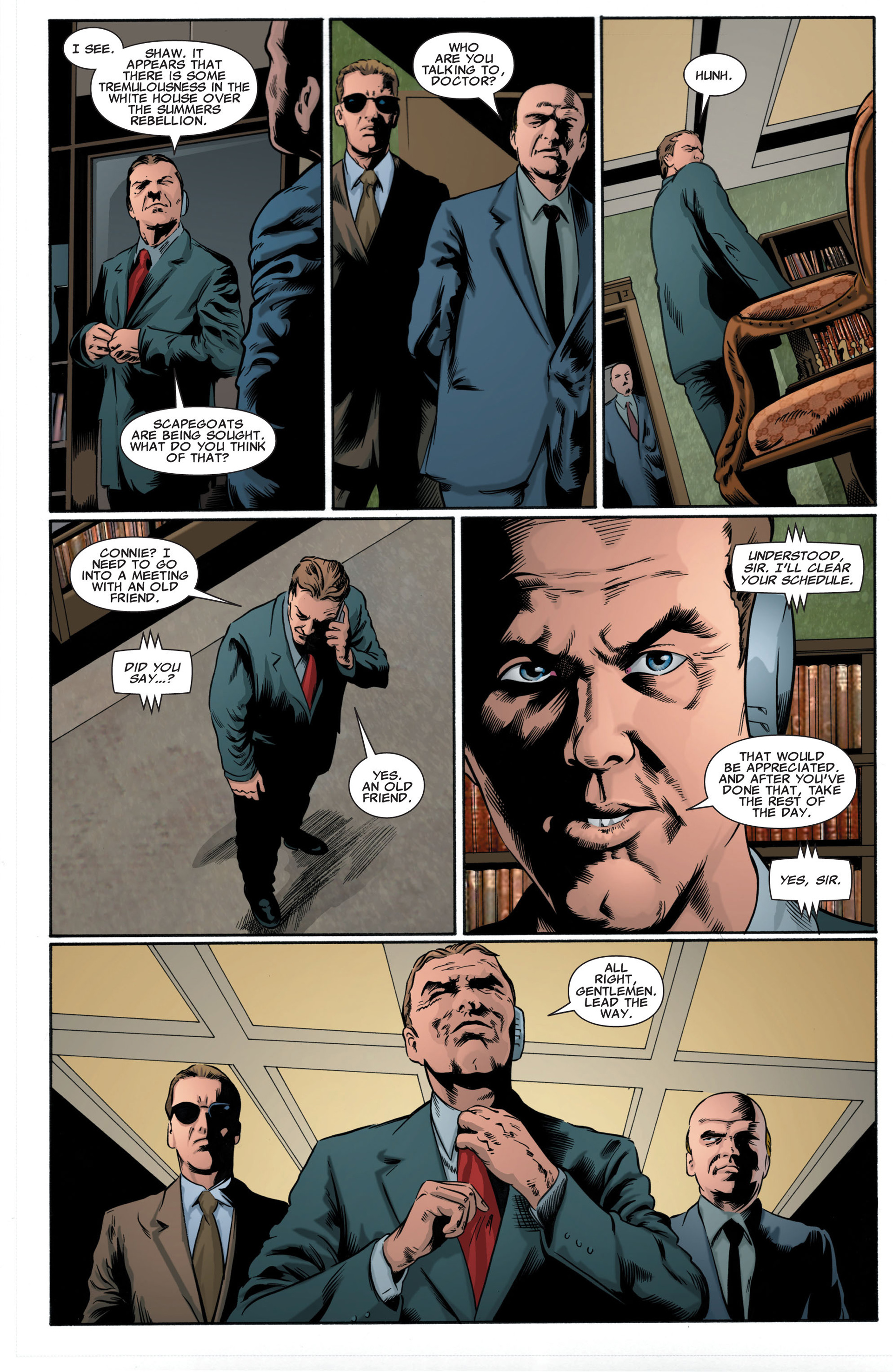 Read online X-Factor (2006) comic -  Issue #46 - 6