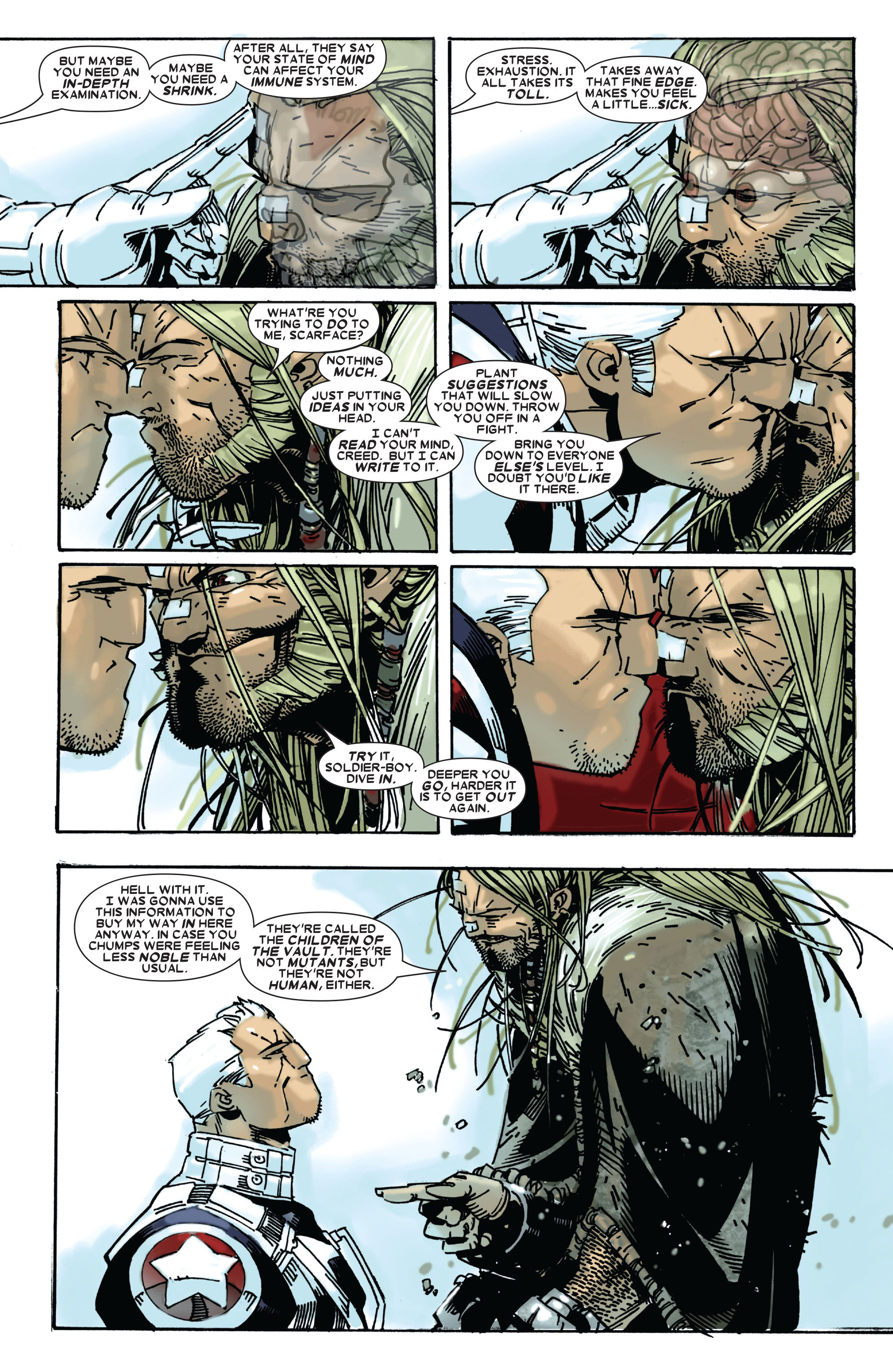 X-Men (1991) 190 Page 18