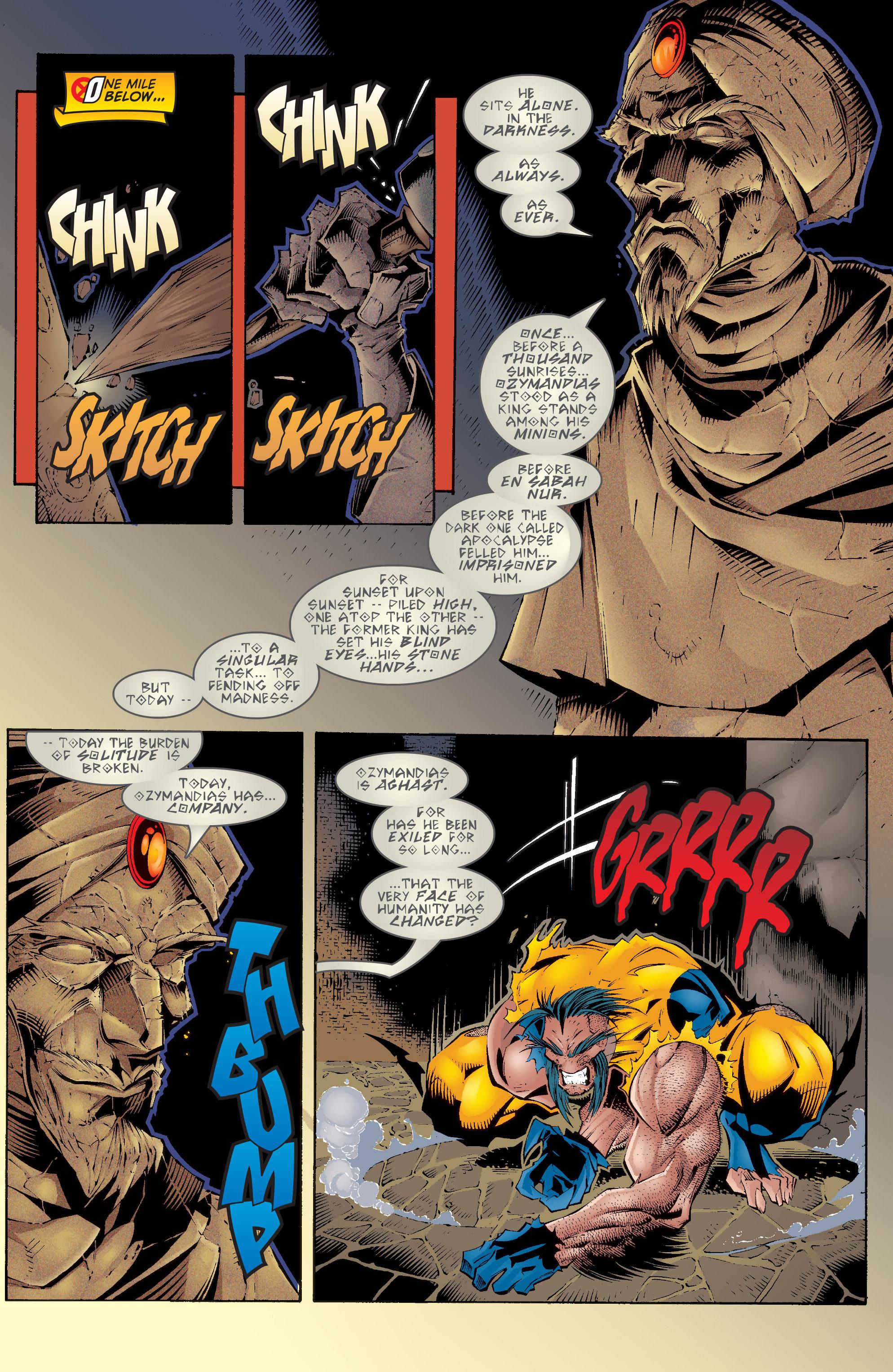 Read online Uncanny X-Men (1963) comic -  Issue #332 - 11