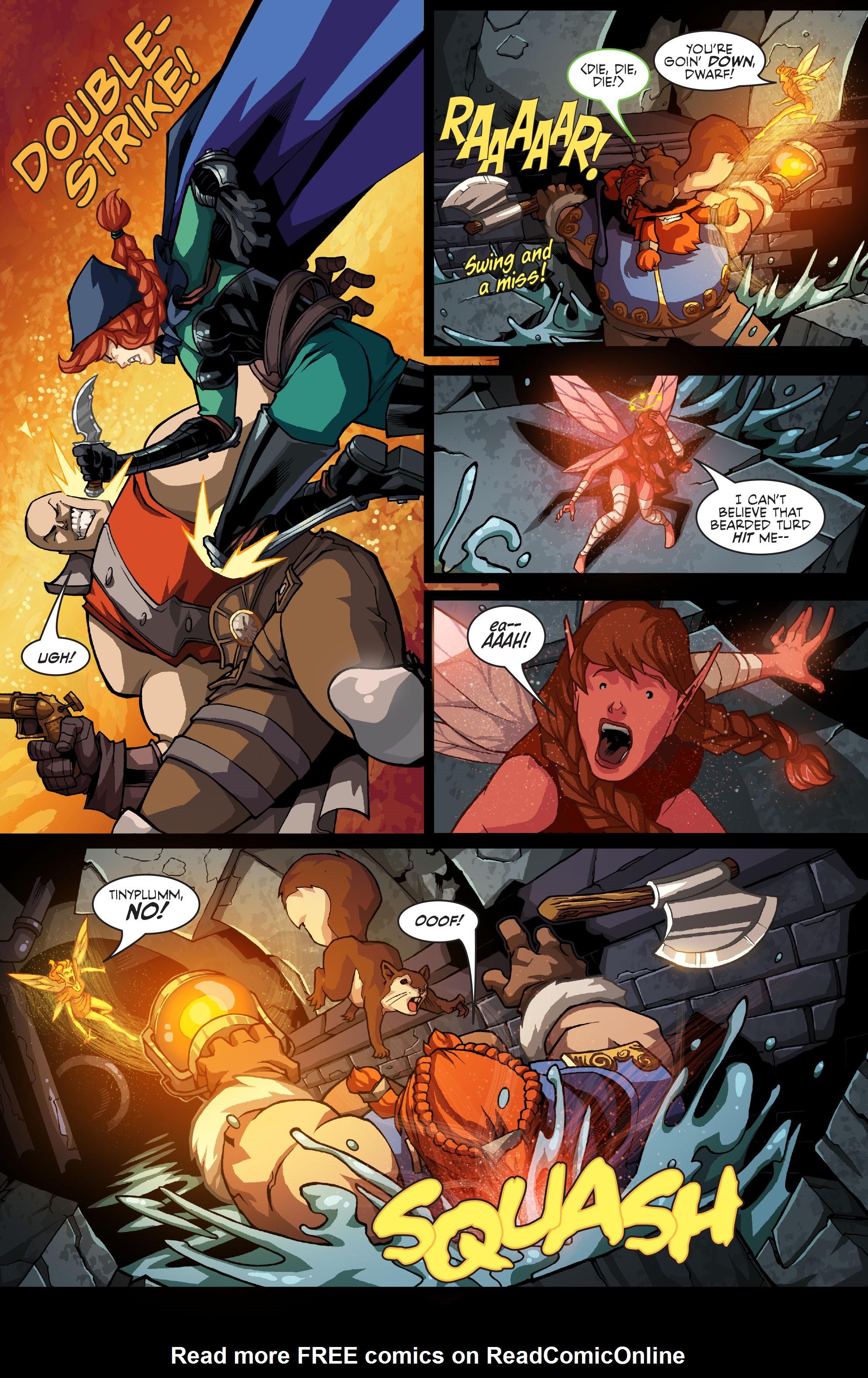 Read online Skullkickers comic -  Issue #9 - 20