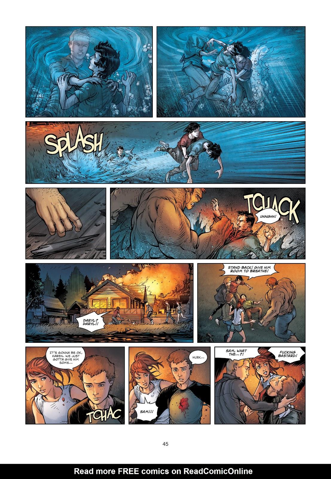Read online Vigilantes comic -  Issue #3 - 45