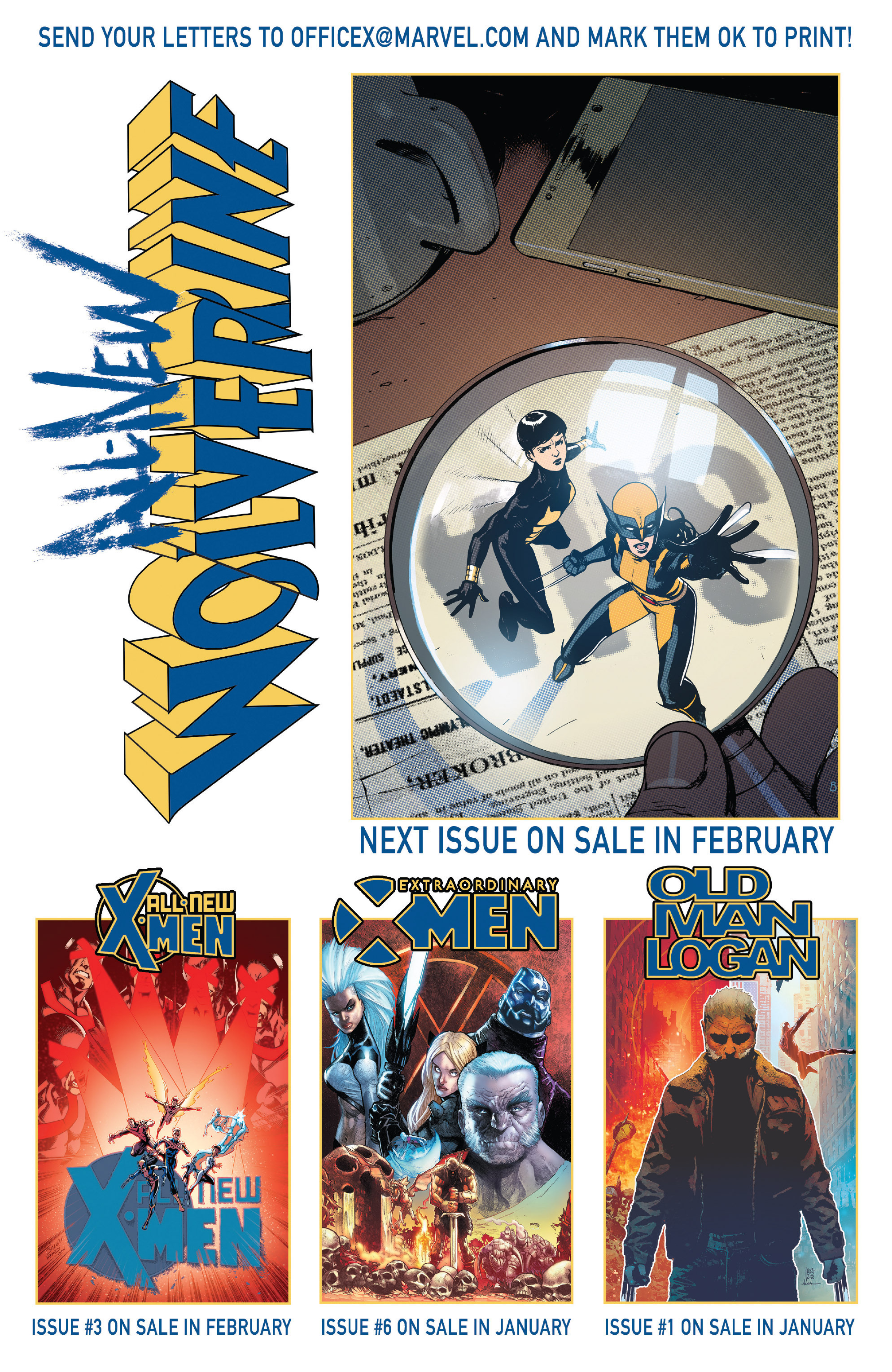 Read online All-New Wolverine (2016) comic -  Issue #4 - 23