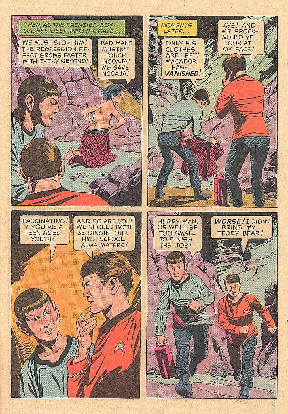 Star Trek (1967) issue 42 - Page 22
