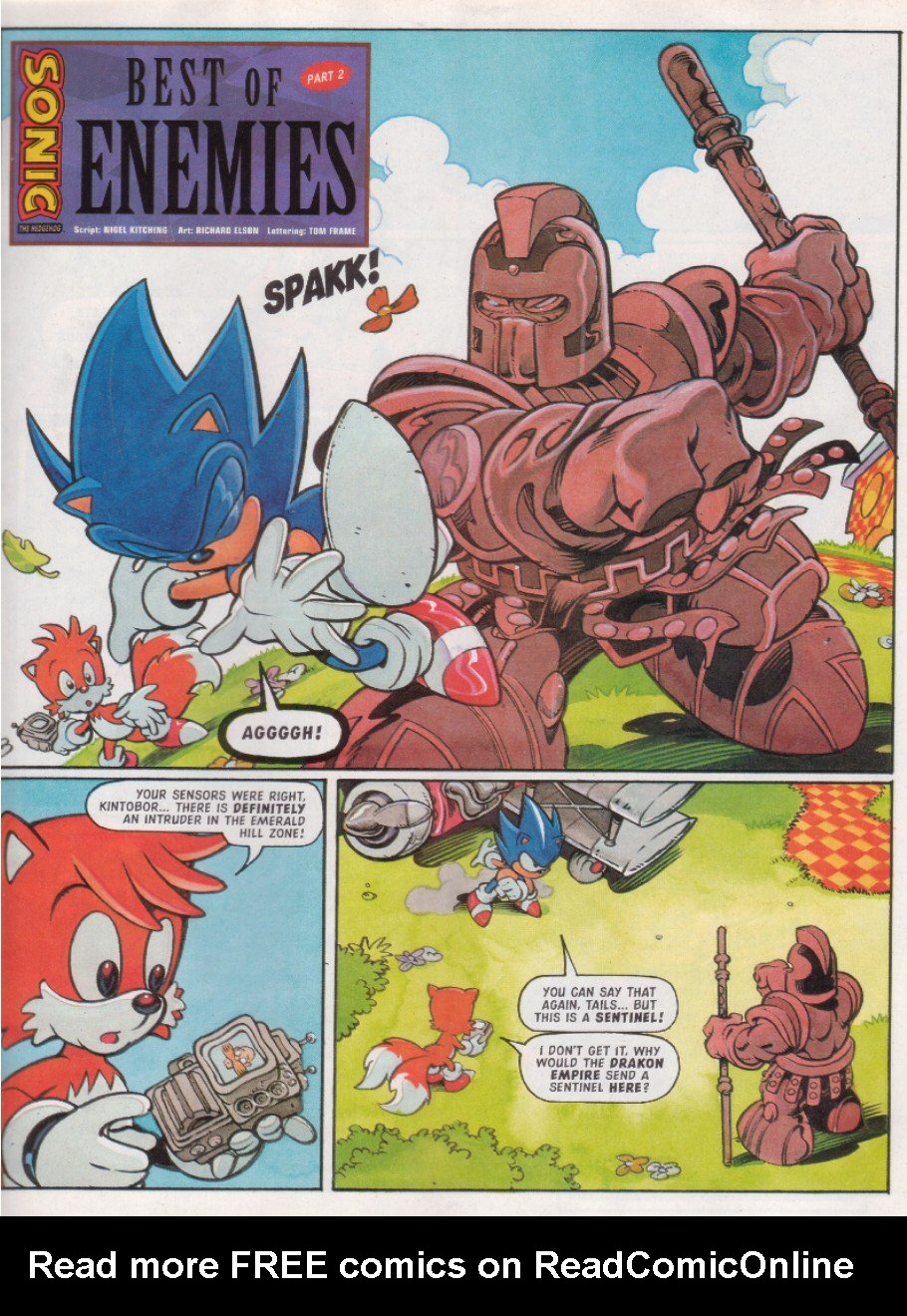 Read online Sonic the Comic comic -  Issue #117 - 3
