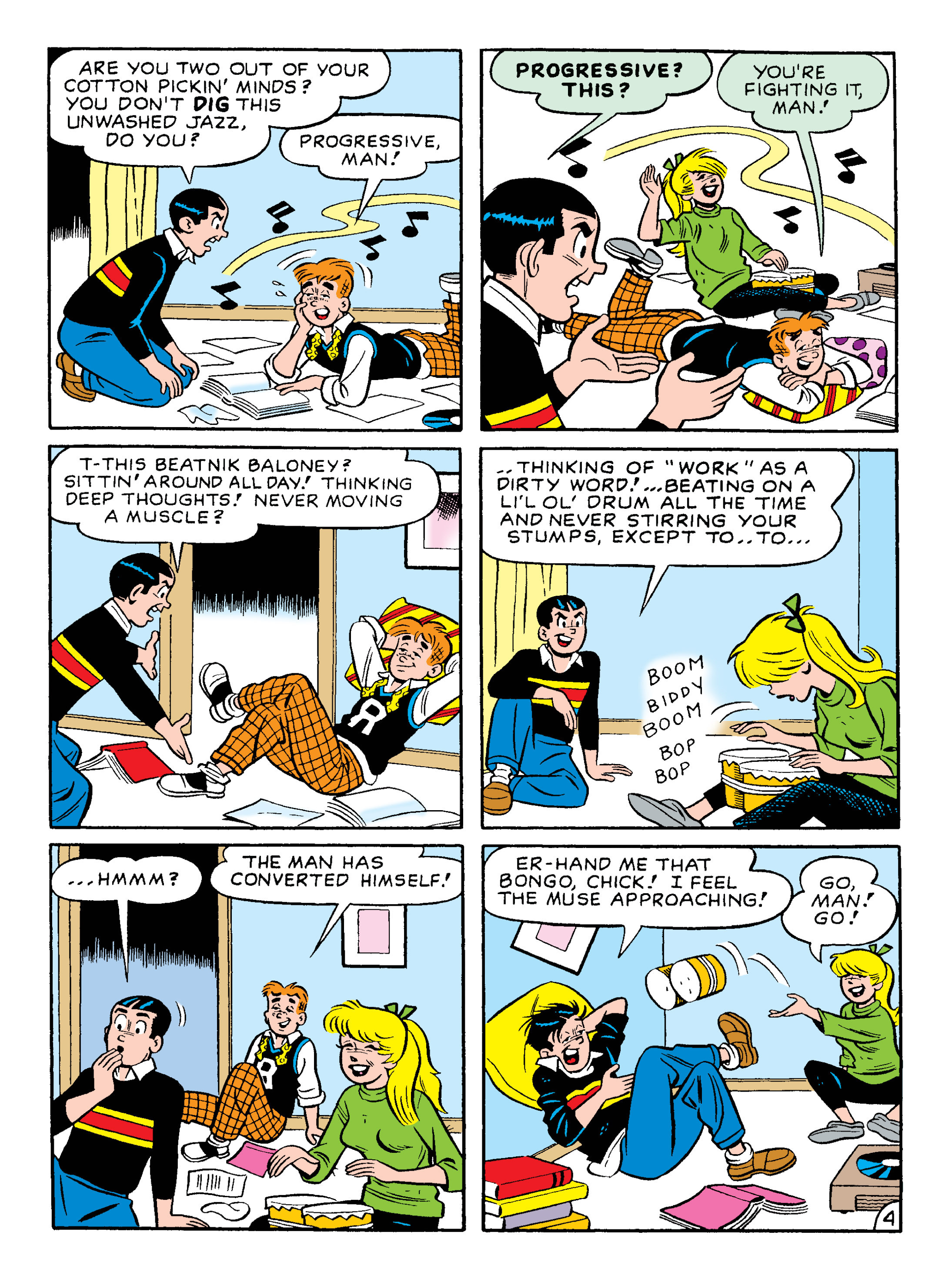 Read online Archie 75th Anniversary Digest comic -  Issue #3 - 95