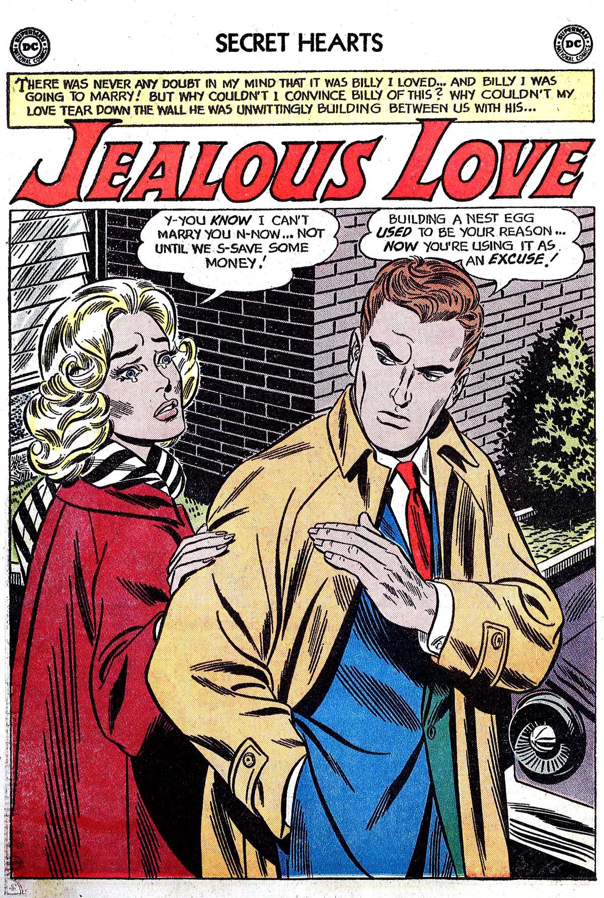 Read online Secret Hearts comic -  Issue #82 - 10