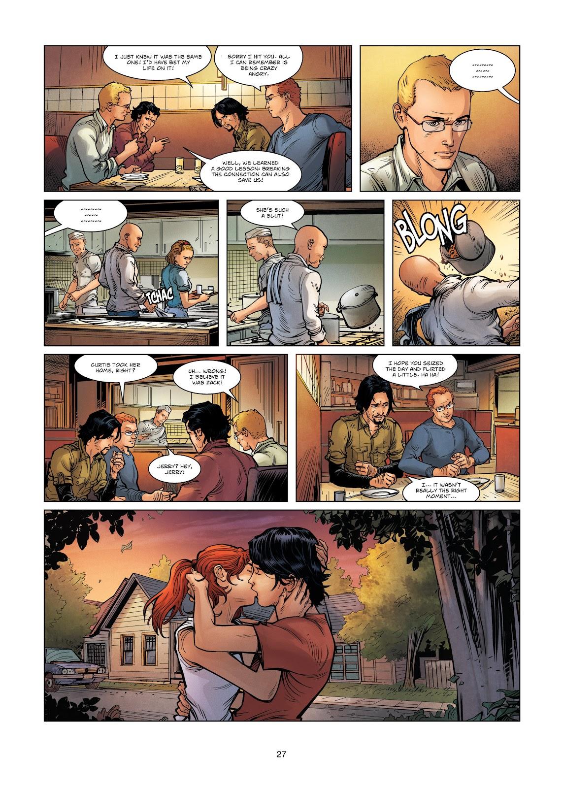 Read online Vigilantes comic -  Issue #3 - 27