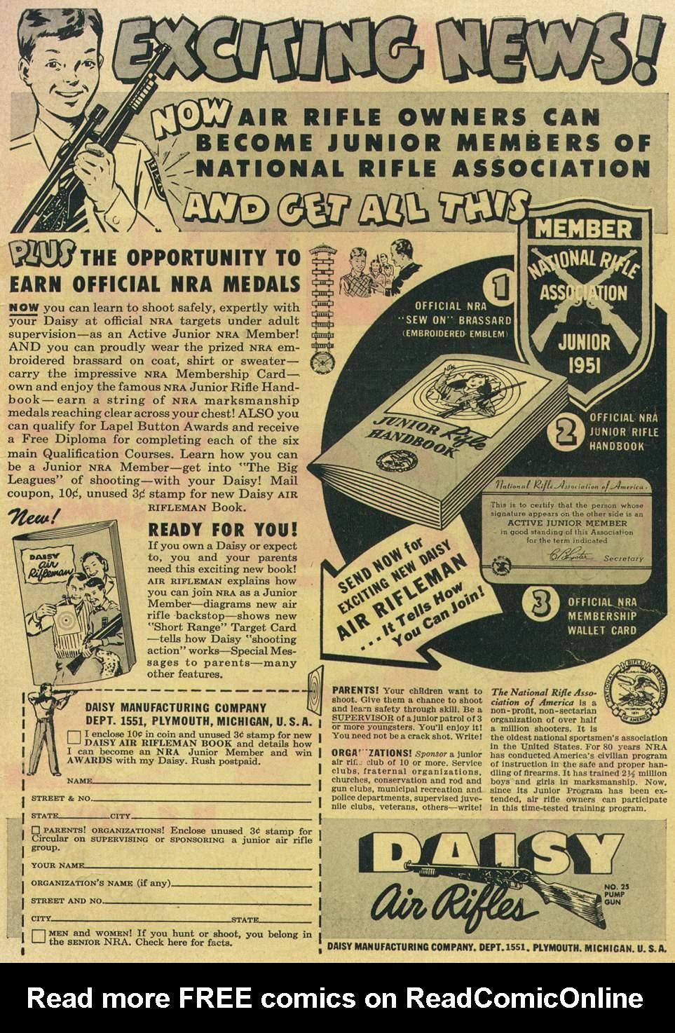 Read online Adventure Comics (1938) comic -  Issue #164 - 51