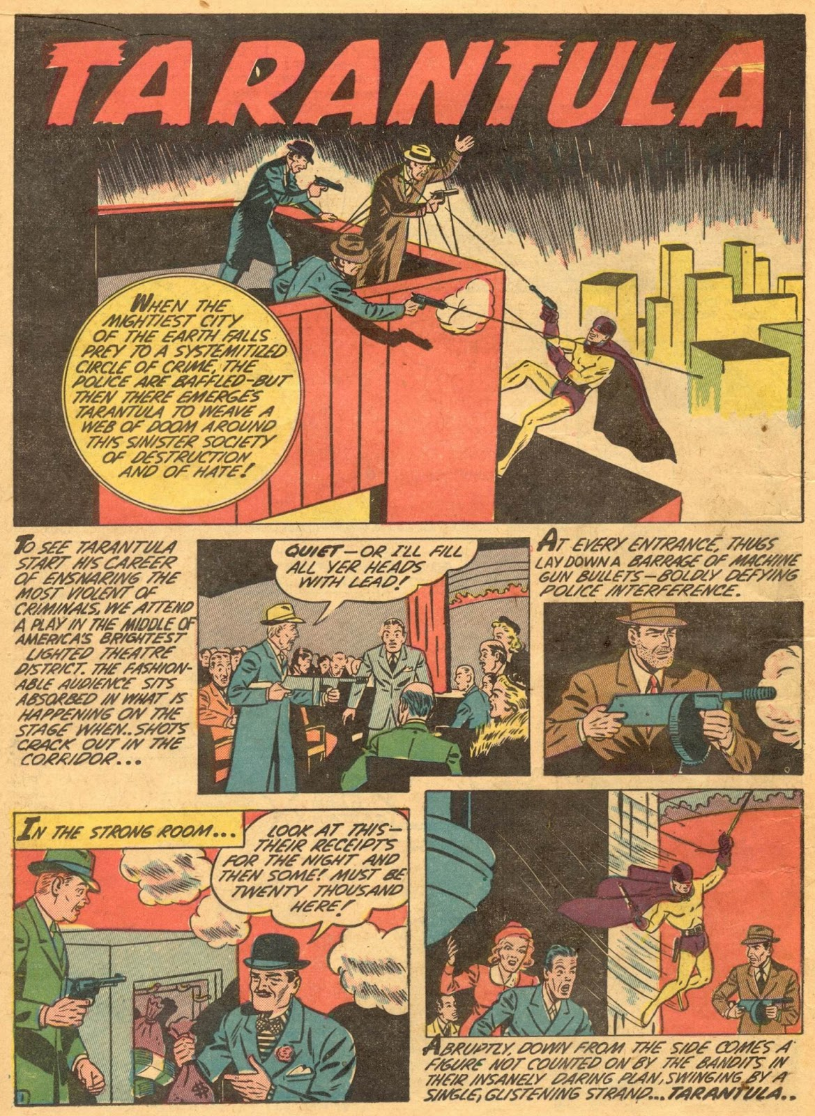 Star Spangled Comics (1941) issue 1 - Page 32