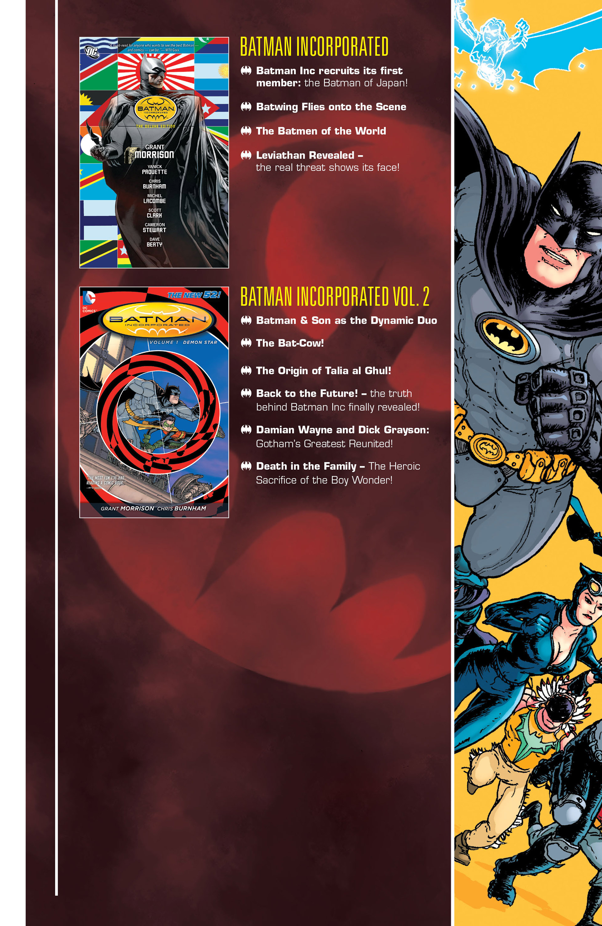 Read online Batman Incorporated (2012) comic -  Issue # _Special 1 - 43