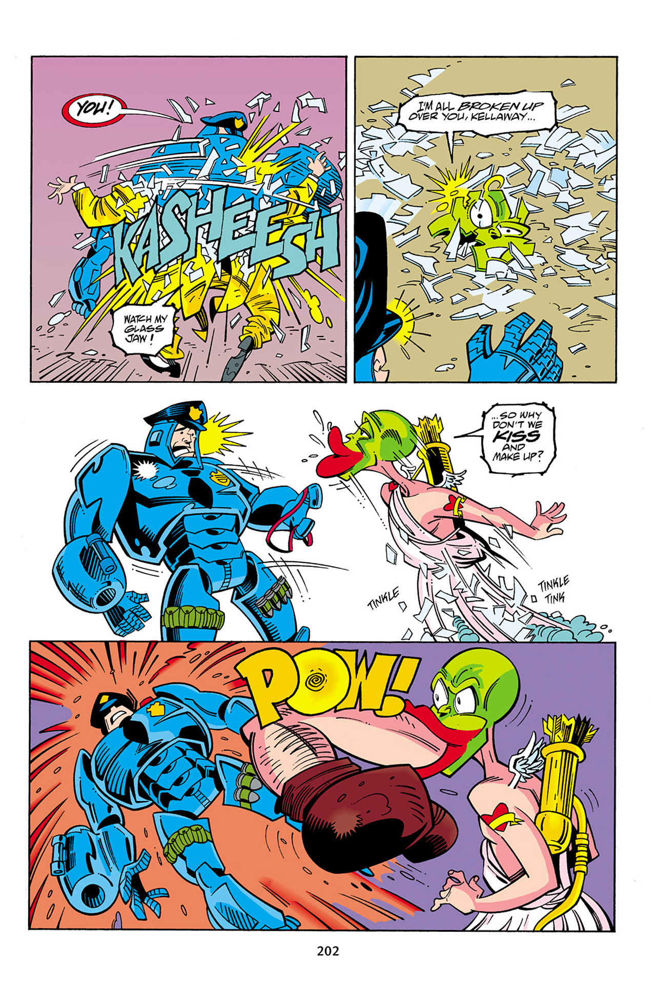 Read online Adventures Of The Mask Omnibus comic -  Issue #Adventures Of The Mask Omnibus Full - 201