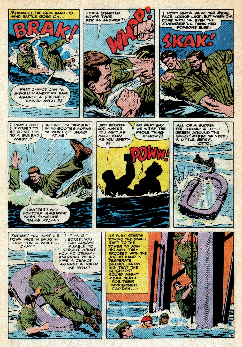 Read online Sgt. Fury comic -  Issue #85 - 24