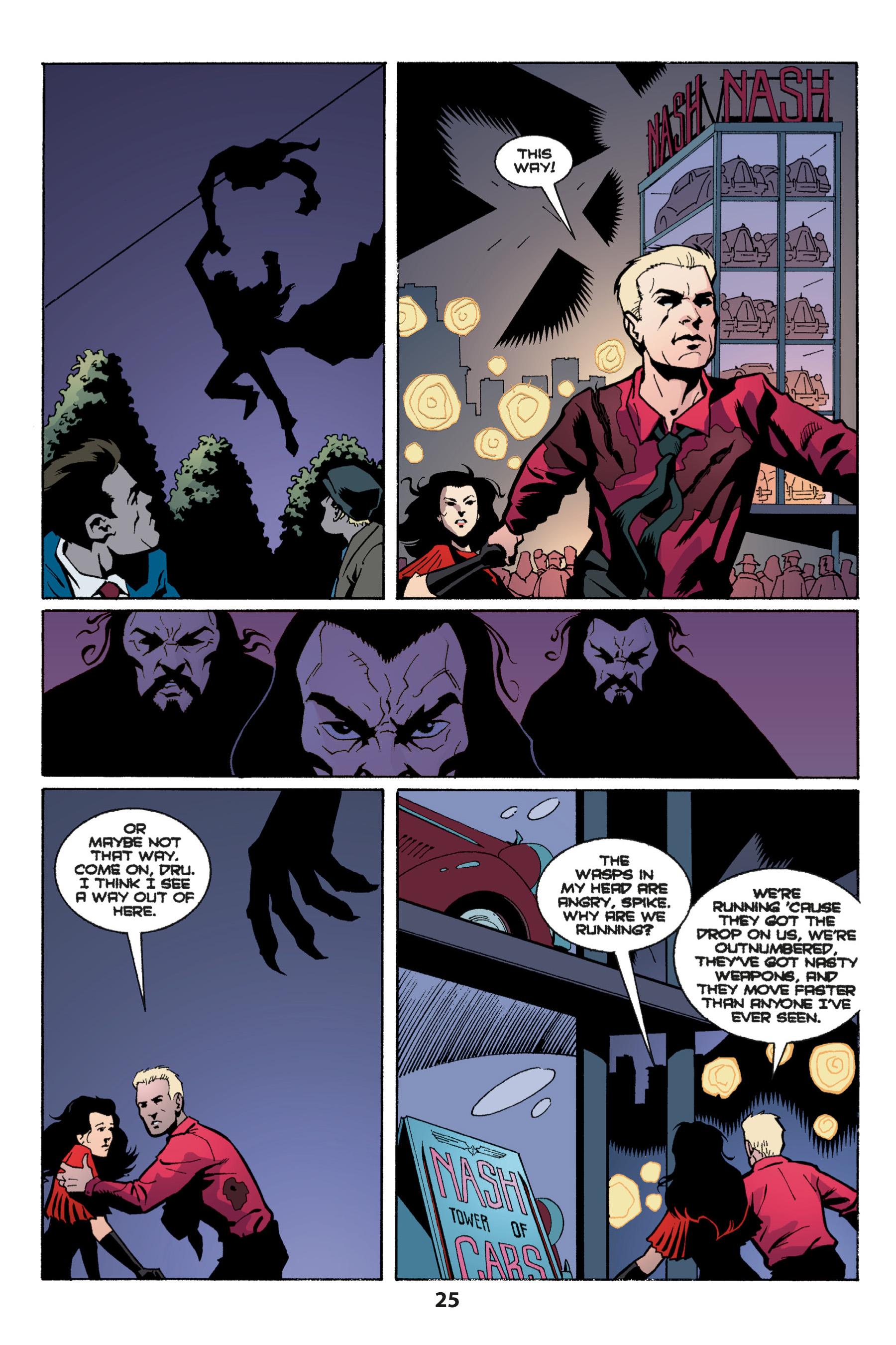 Read online Buffy the Vampire Slayer: Omnibus comic -  Issue # TPB 1 - 27