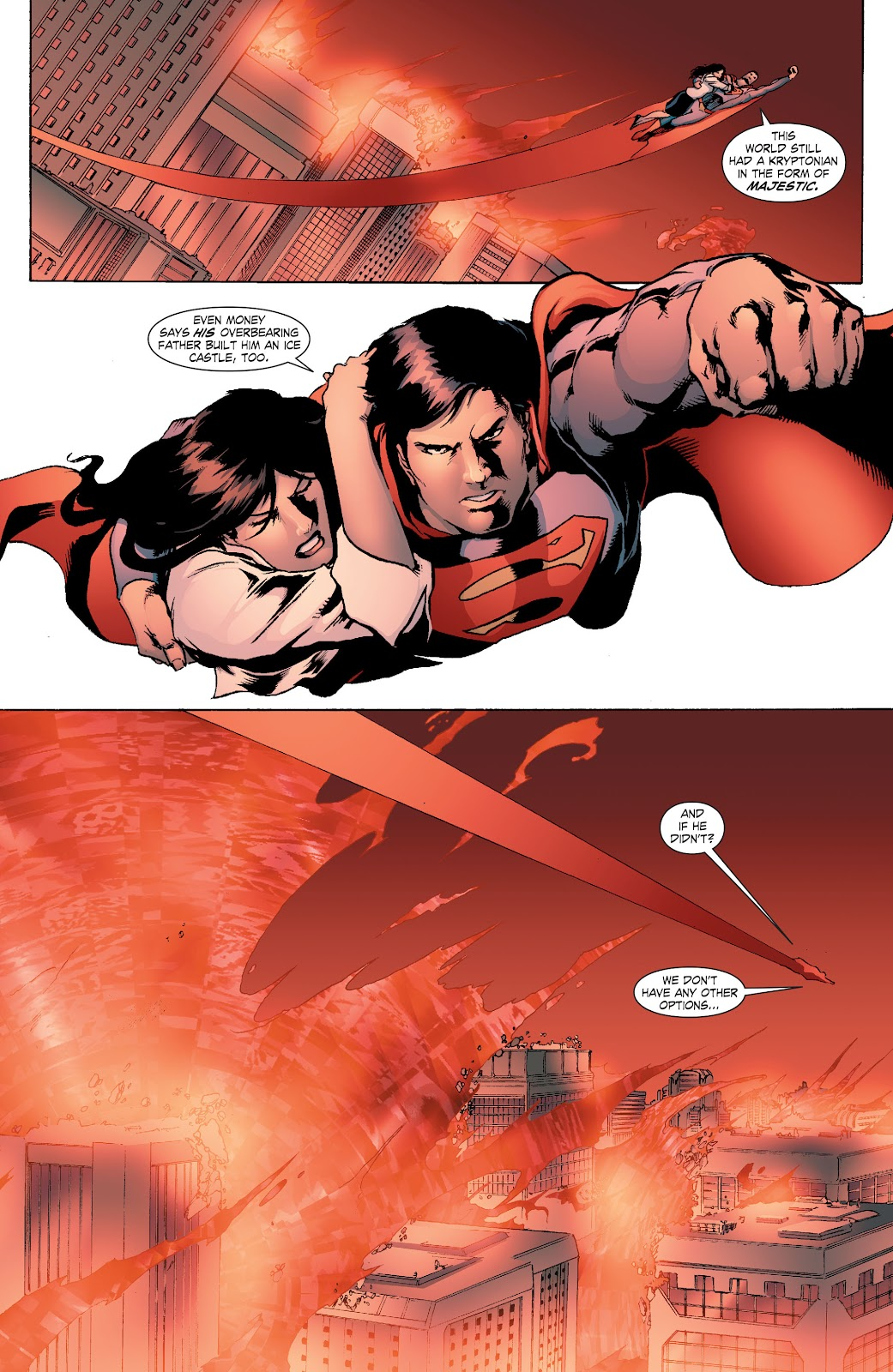 Read online Smallville Season 11 [II] comic -  Issue # TPB 8 - 88