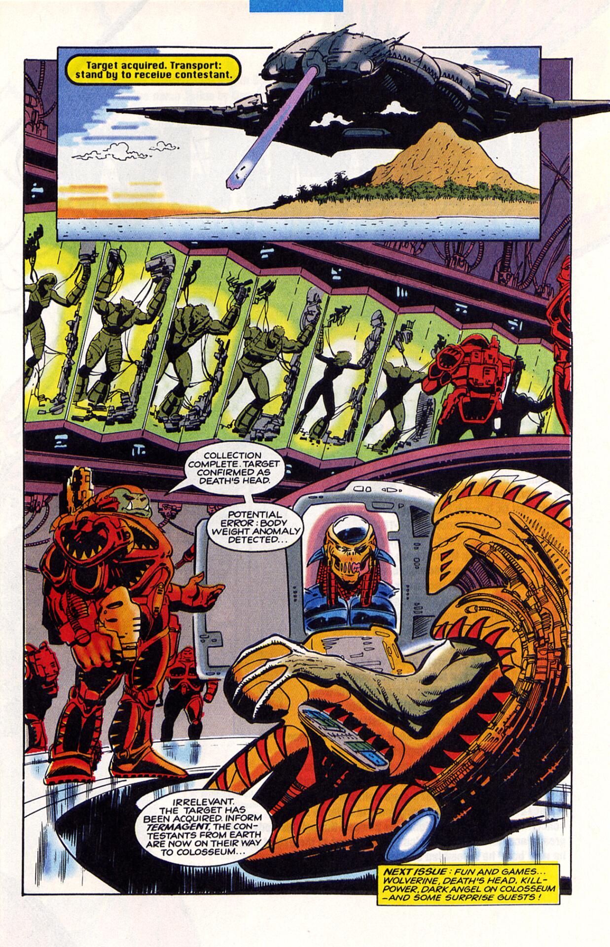 Read online Battletide comic -  Issue #1 - 22
