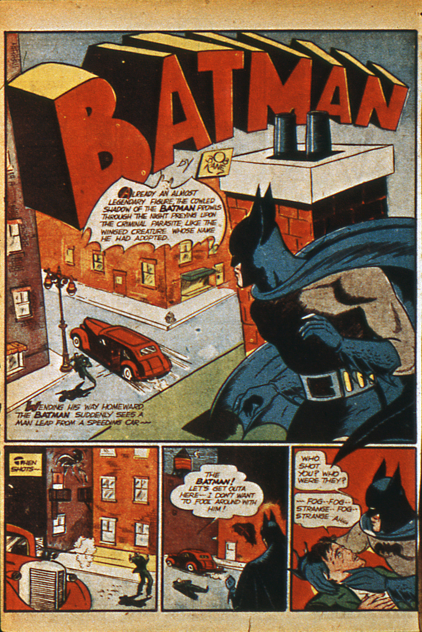 Read online Detective Comics (1937) comic -  Issue #36 - 5