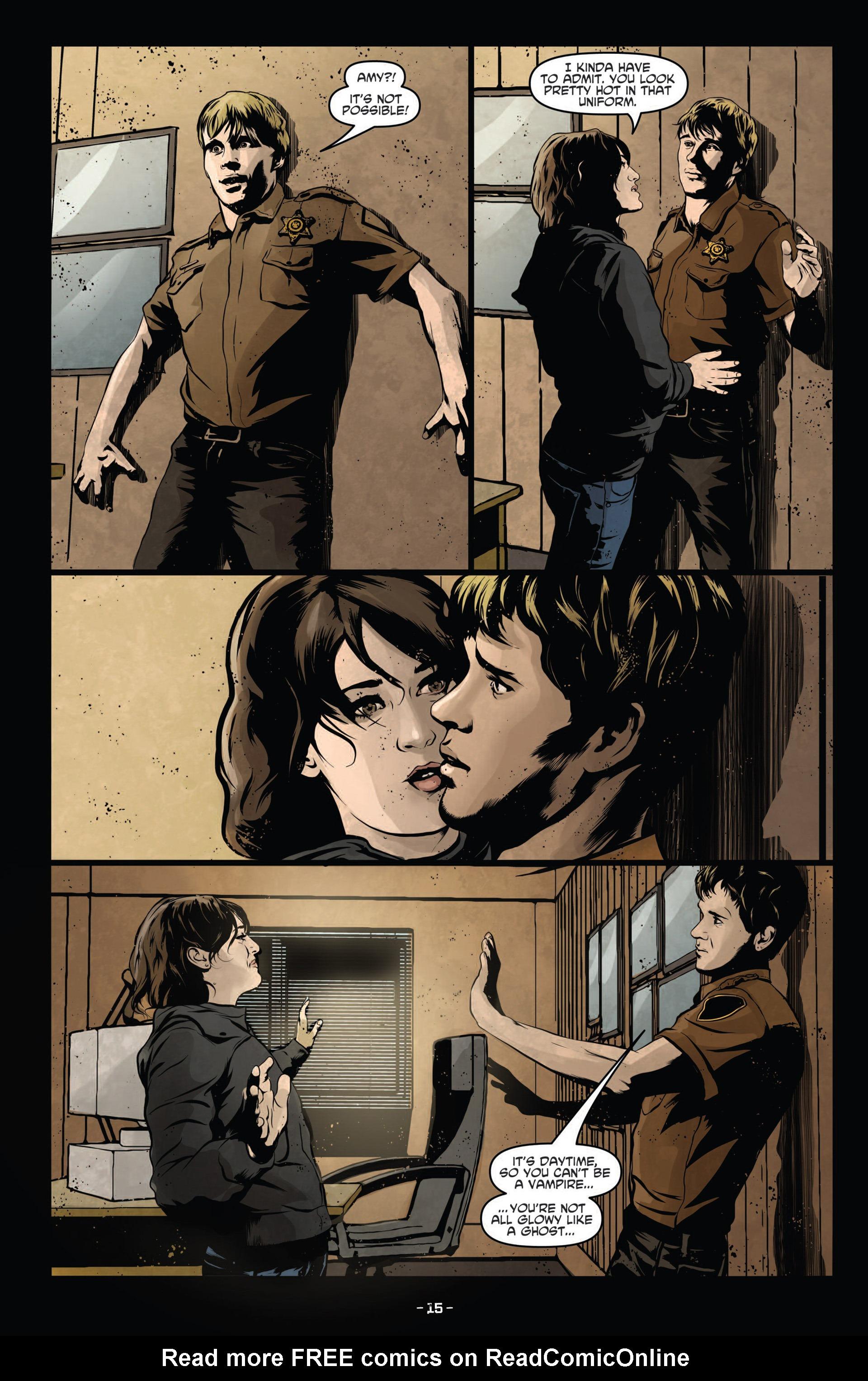 Read online True Blood (2012) comic -  Issue #12 - 17