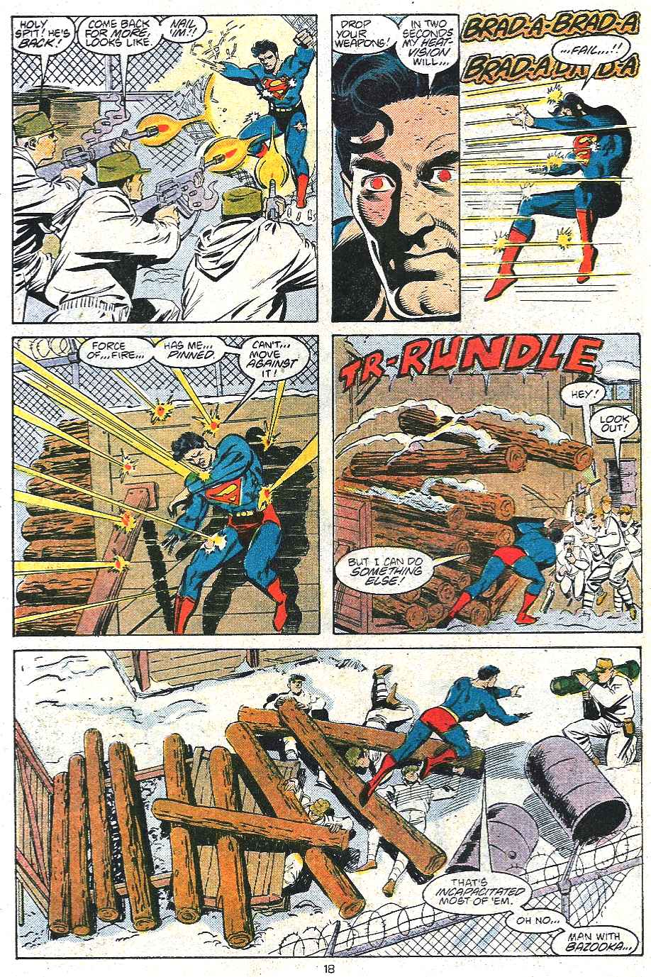 Read online Adventures of Superman (1987) comic -  Issue #439 - 19