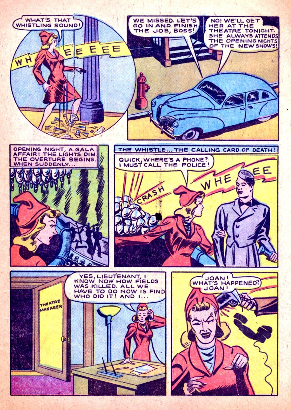 The Blue Beetle issue 31 - Page 29