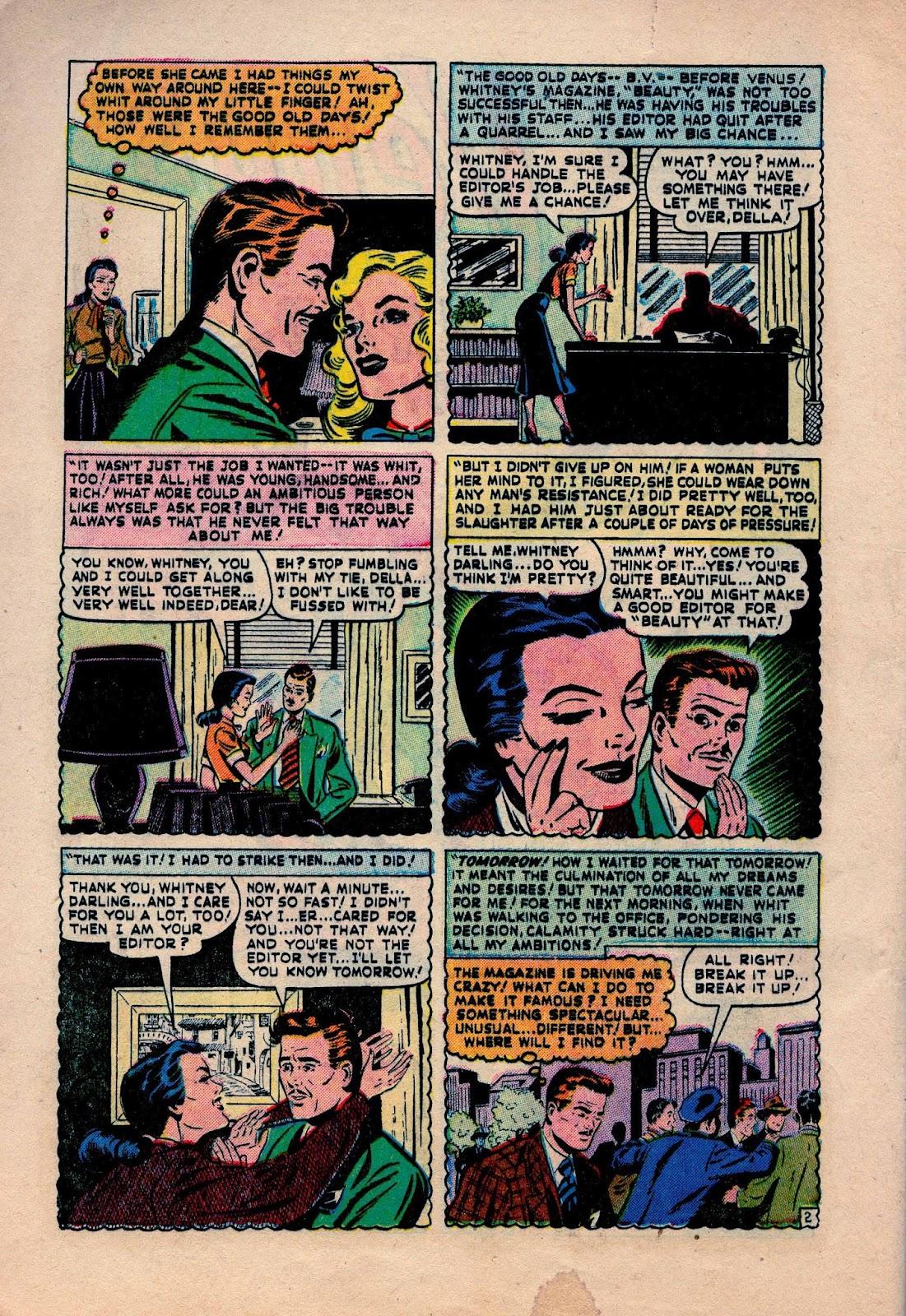 Venus (1948) issue 9 - Page 6