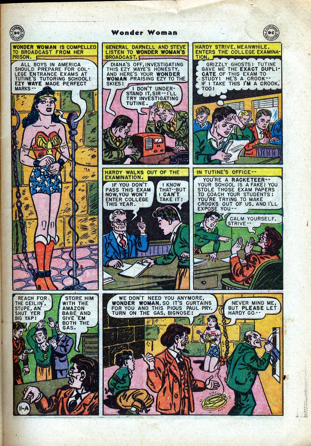 Read online Wonder Woman (1942) comic -  Issue #24 - 13