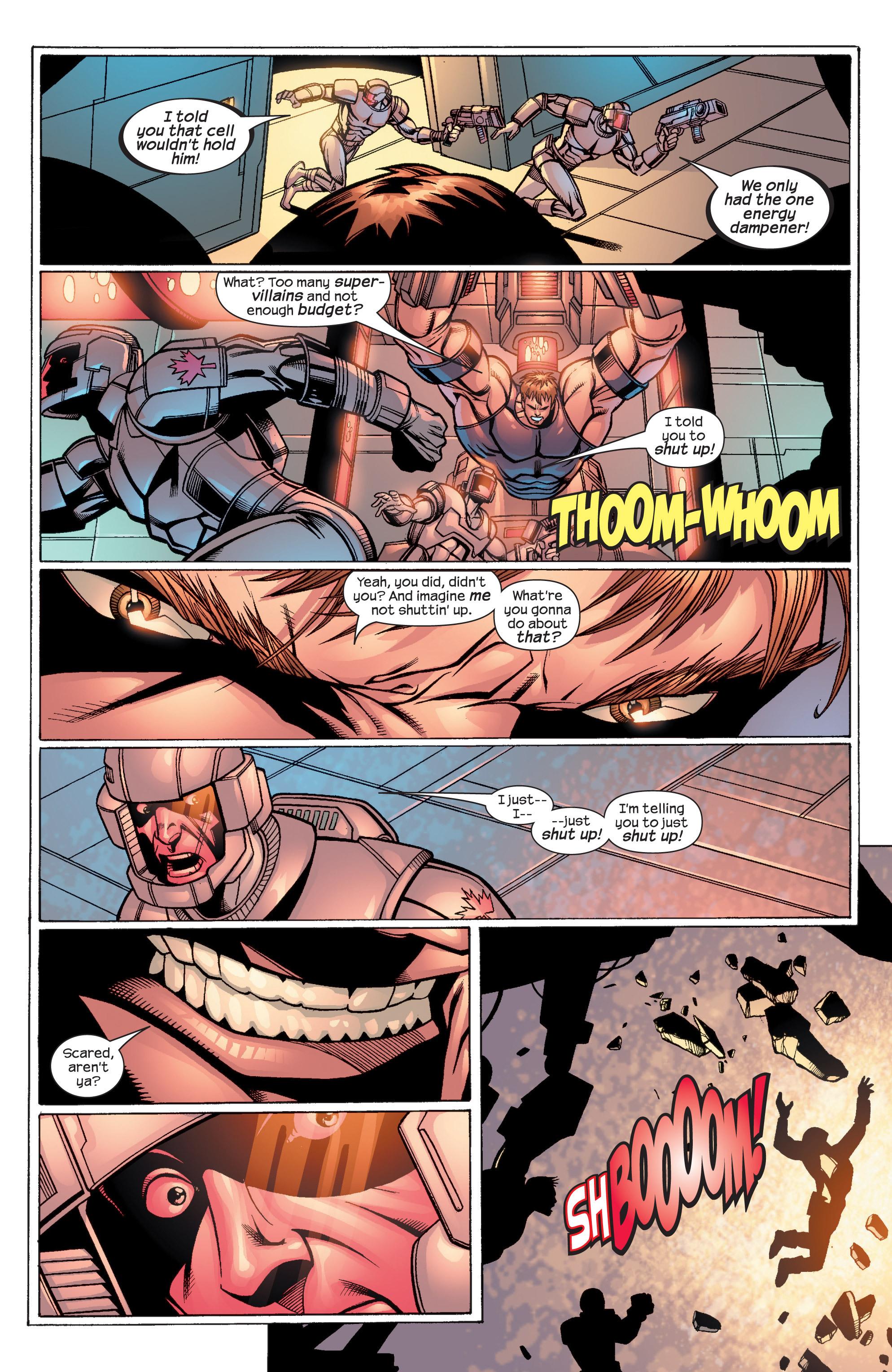 Read online Uncanny X-Men (1963) comic -  Issue #435 - 9