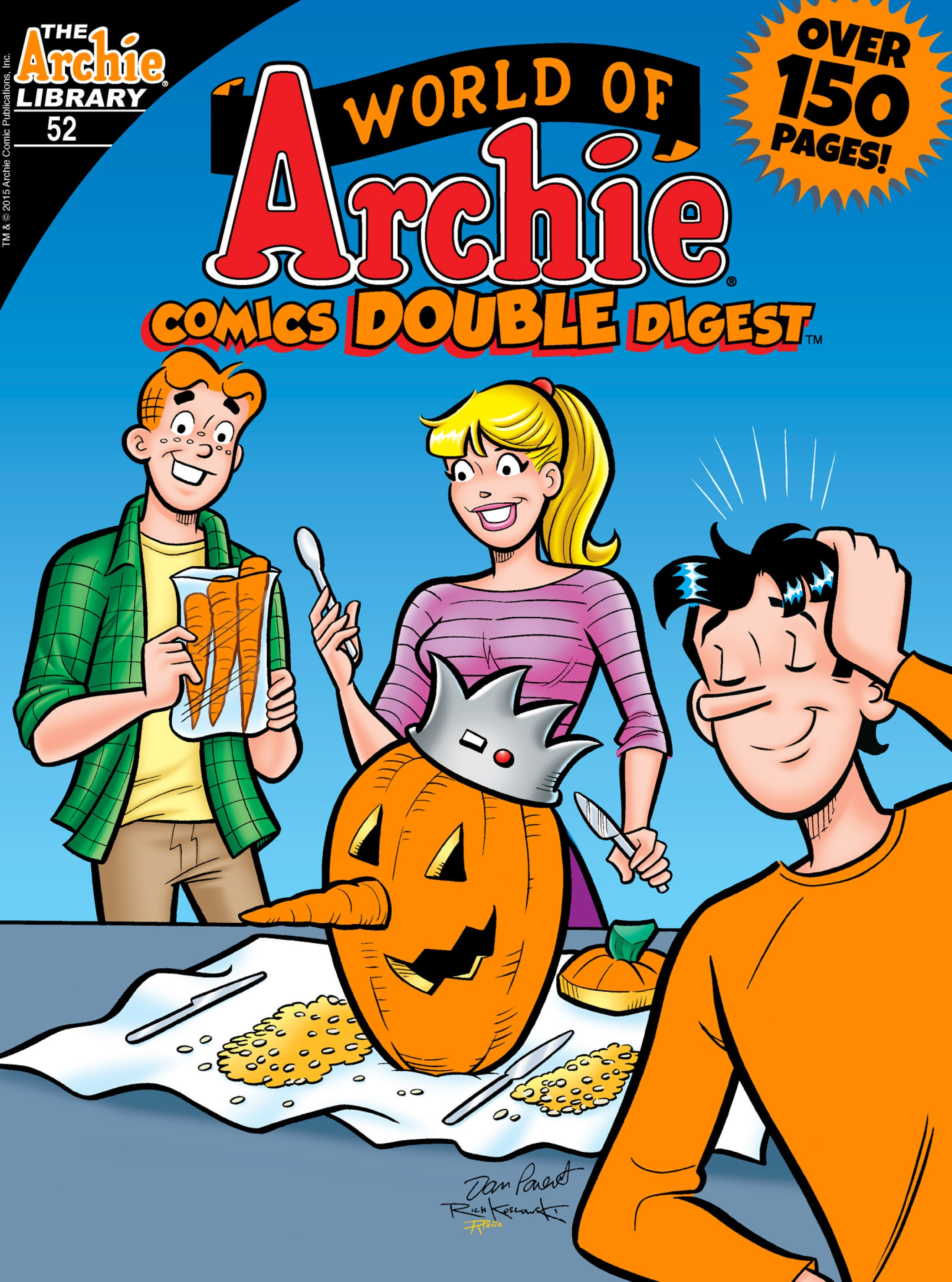 World of Archie Double Digest 52 Page 1