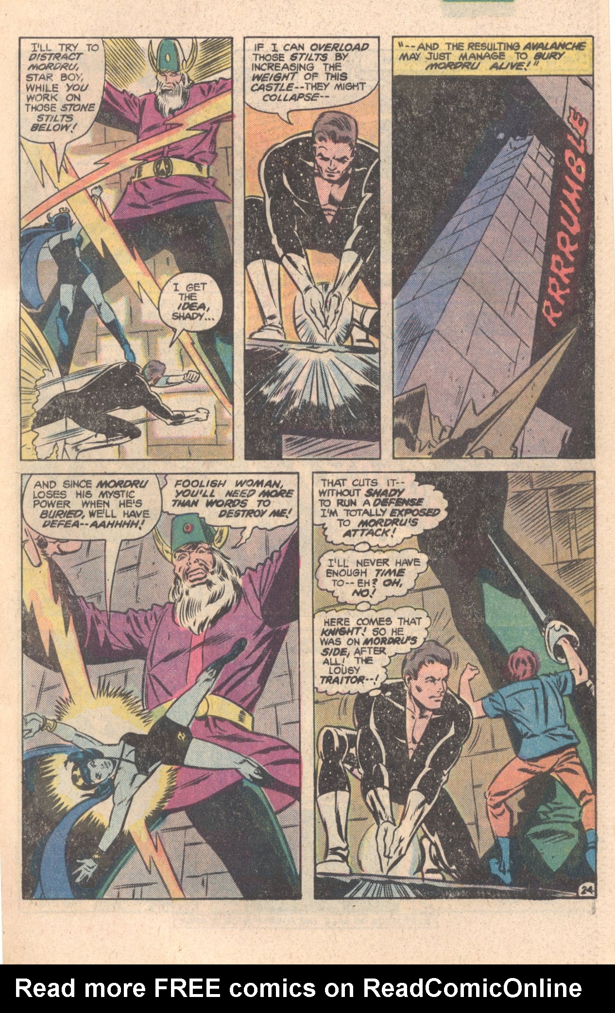 Legion of Super-Heroes (1980) 276 Page 24