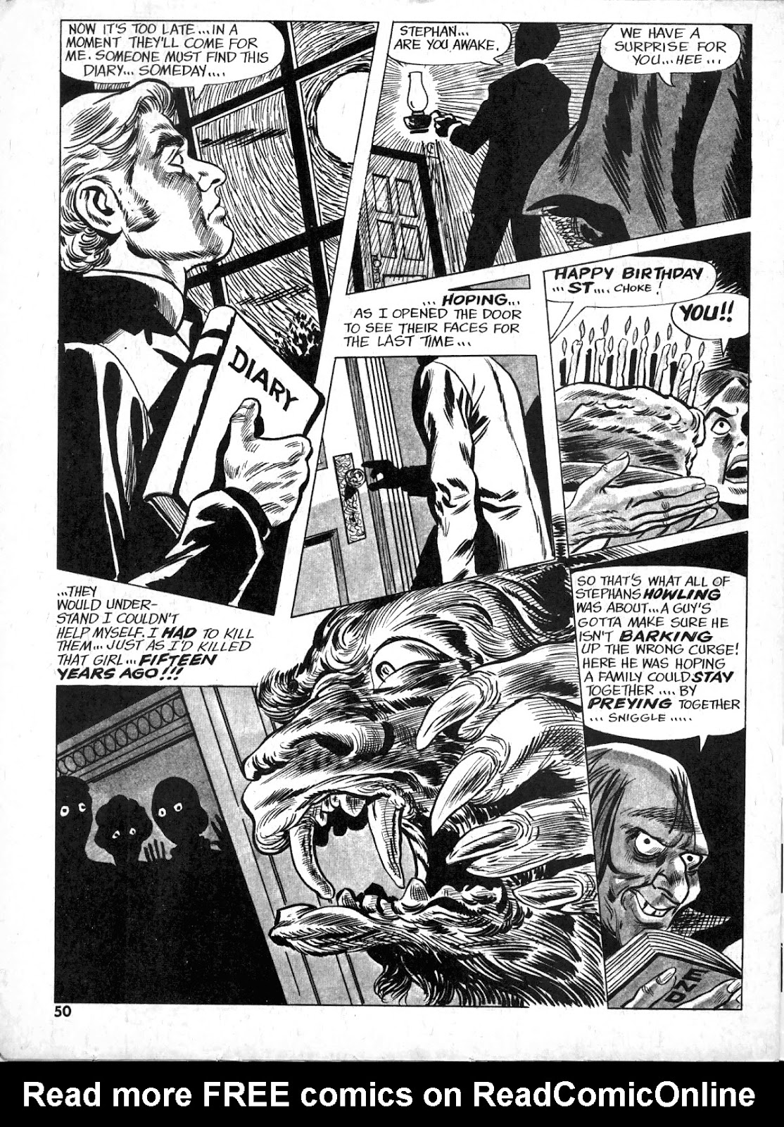 Creepy (1964) Issue #25 #25 - English 49