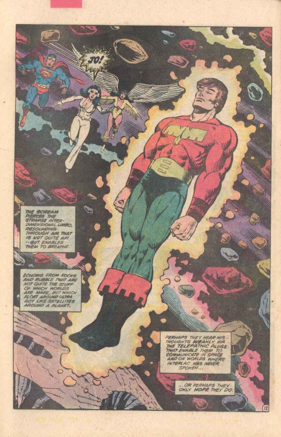 Legion of Super-Heroes (1980) 282 Page 12