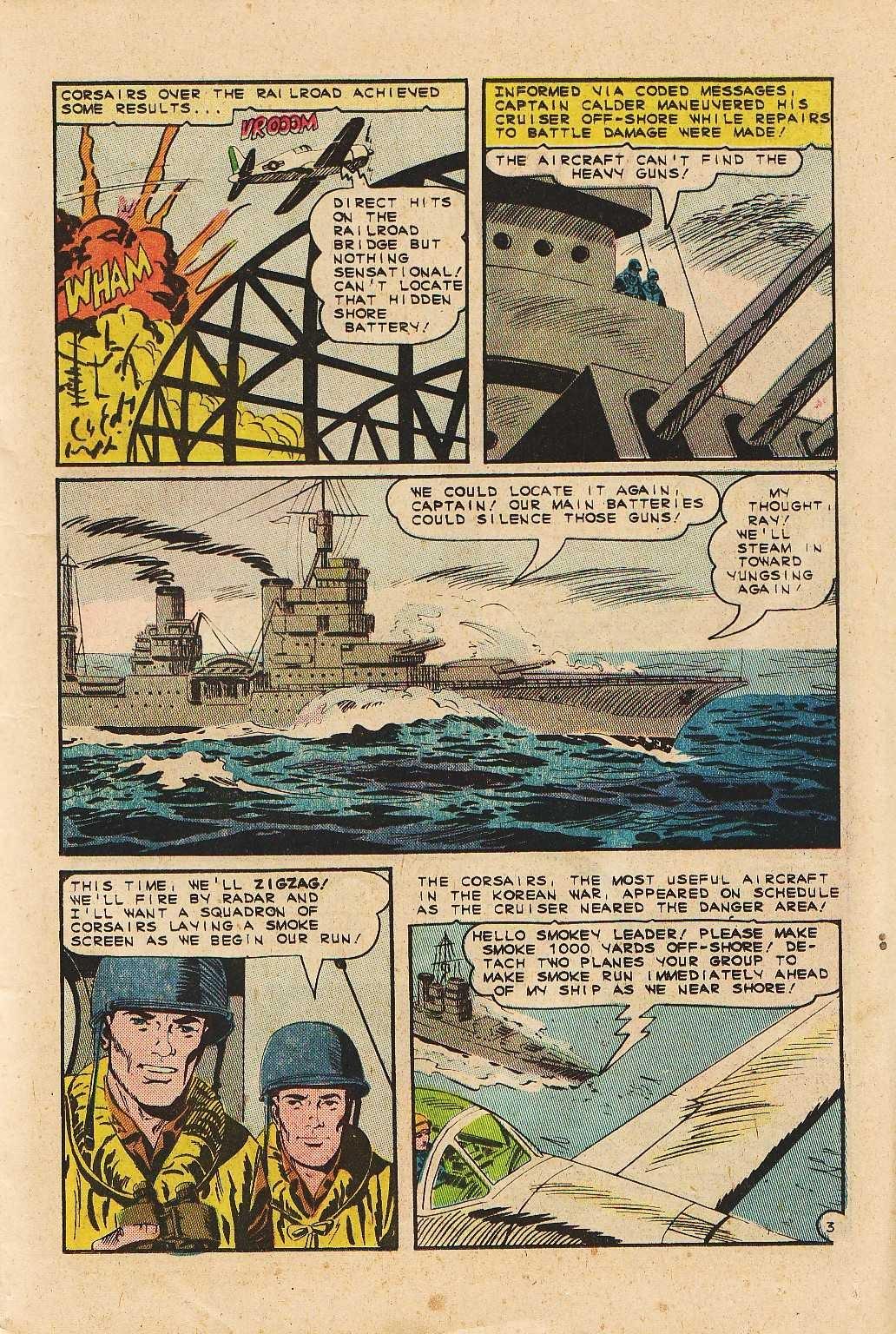 Read online Fightin' Navy comic -  Issue #121 - 15