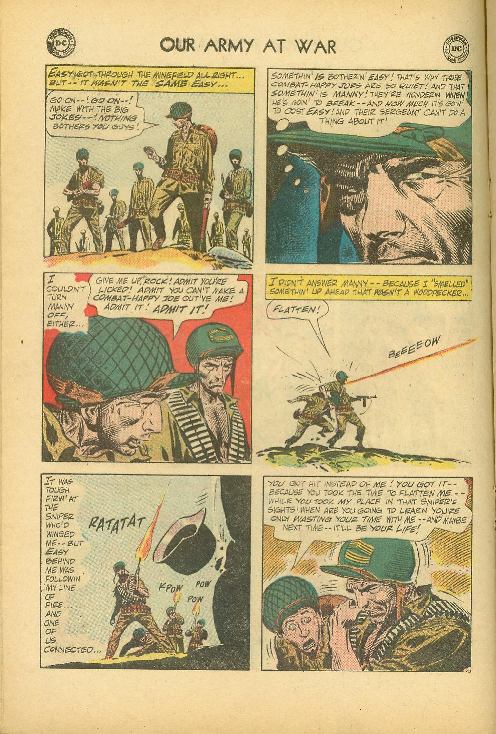 Our Army at War (1952) issue 100 - Page 14