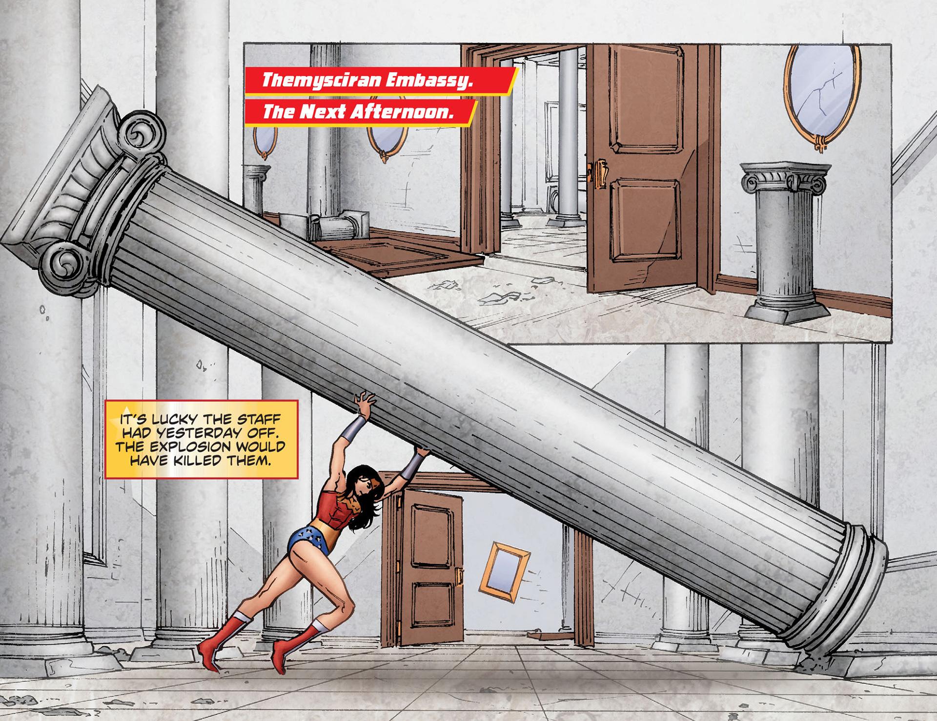 Read online Sensation Comics Featuring Wonder Woman comic -  Issue #6 - 3