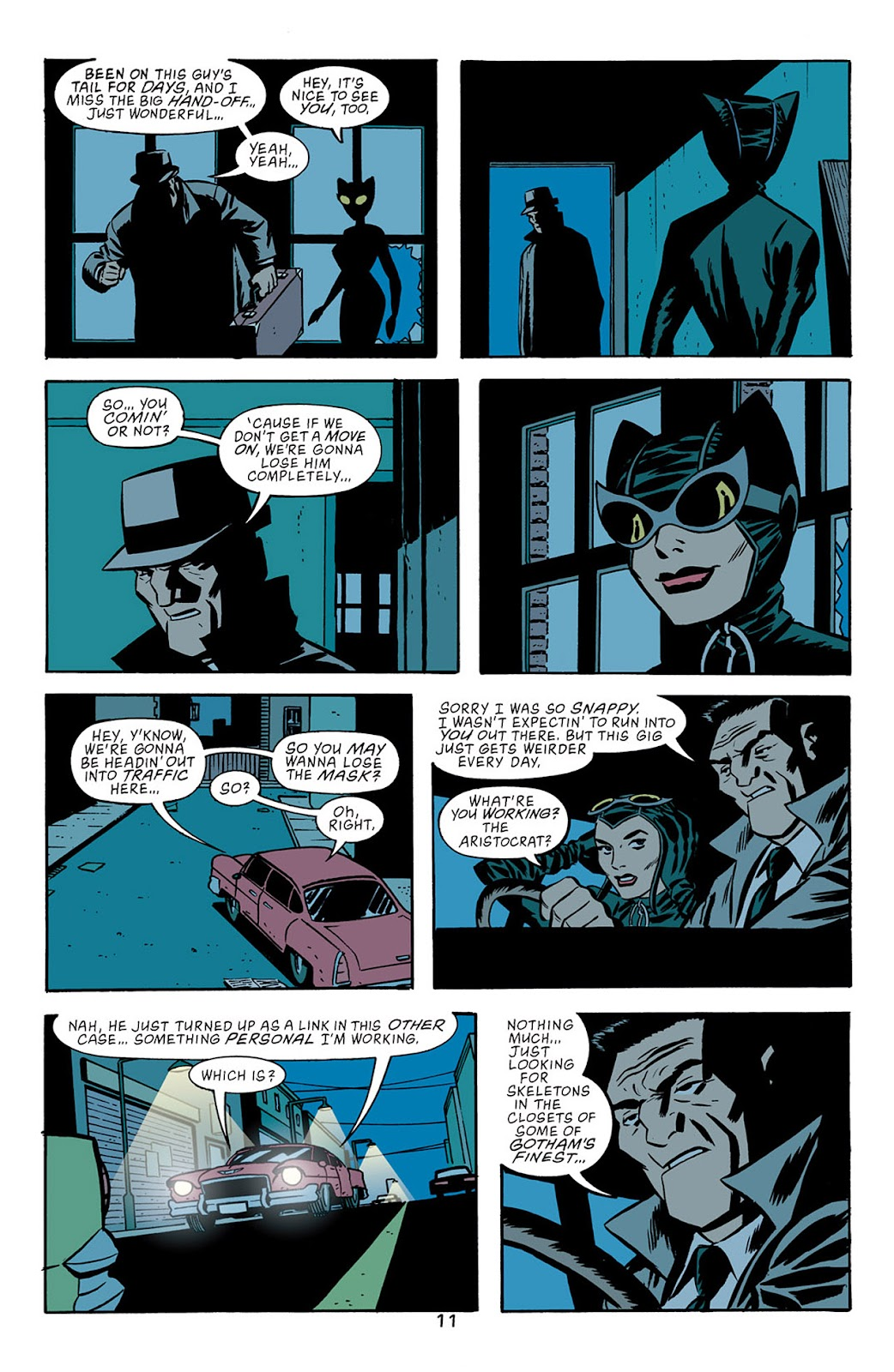 Catwoman (2002) Issue #5 #5 - English 12