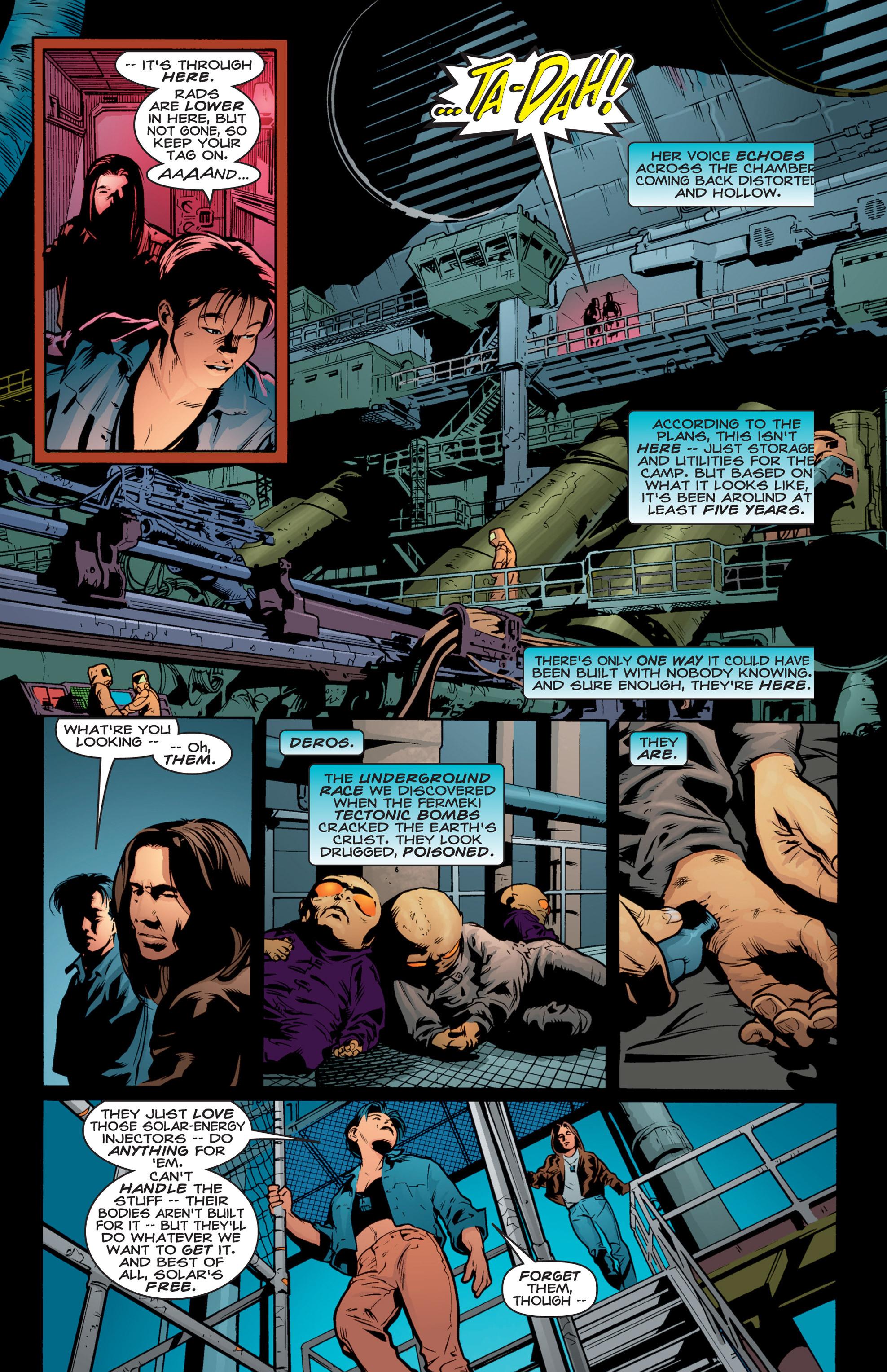 Read online Shockrockets comic -  Issue # TPB - 64