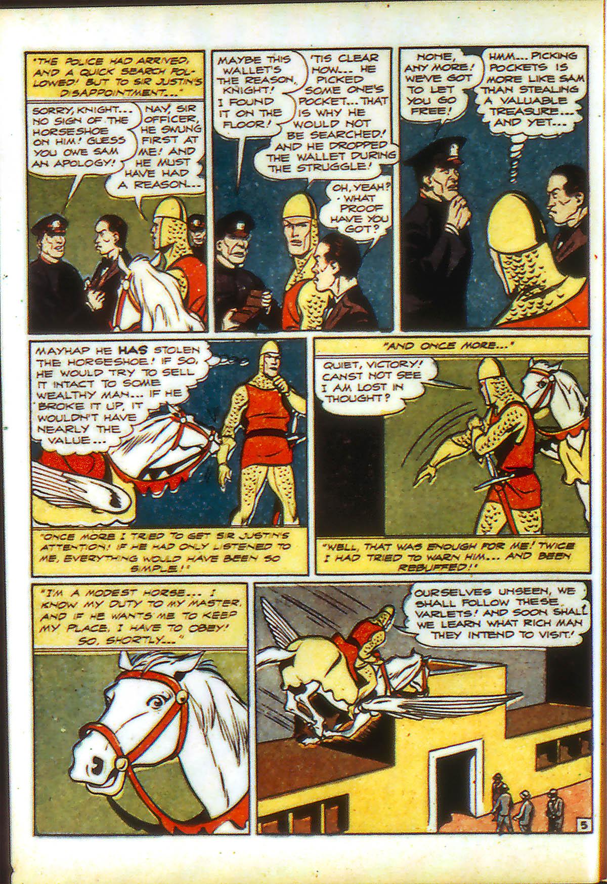 Read online Adventure Comics (1938) comic -  Issue #89 - 24