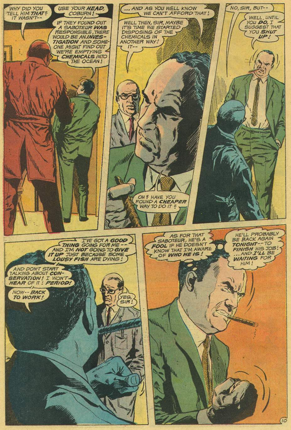 Read online Adventure Comics (1938) comic -  Issue #501 - 68