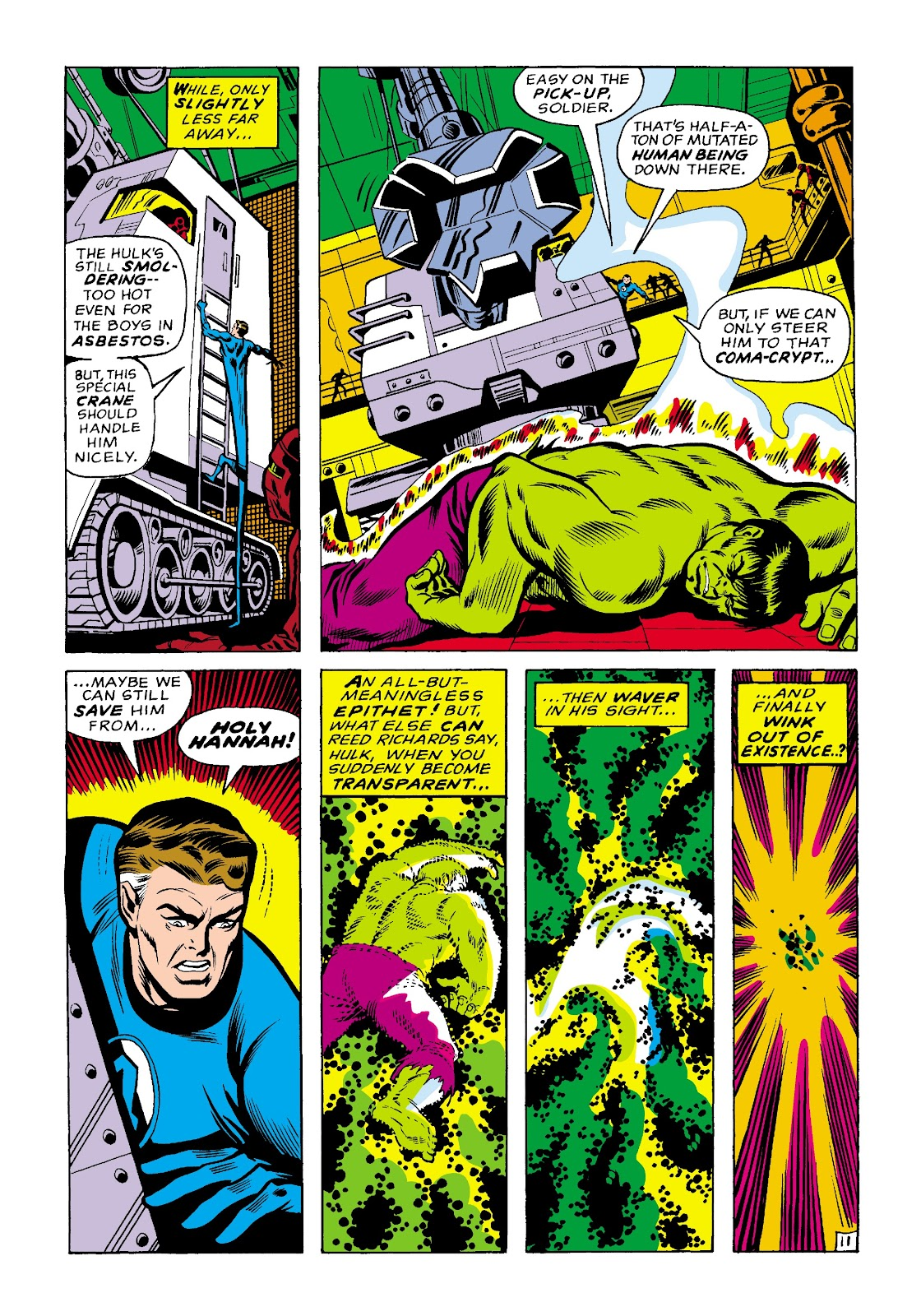 Read online Marvel Masterworks: The Incredible Hulk comic -  Issue # TPB 7 (Part 2) - 18