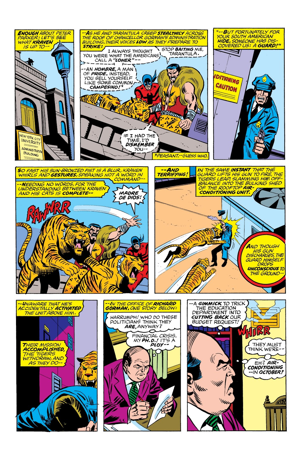 Read online Marvel Masterworks: The Spectacular Spider-Man comic -  Issue # TPB (Part 1) - 33