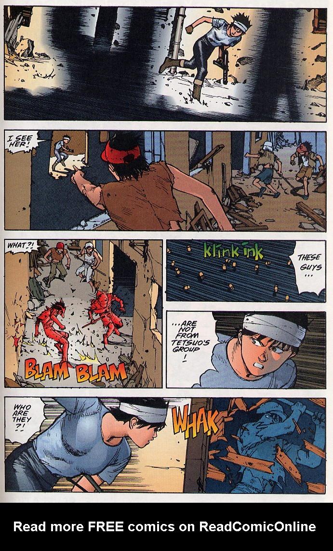 Read online Akira comic -  Issue #19 - 62