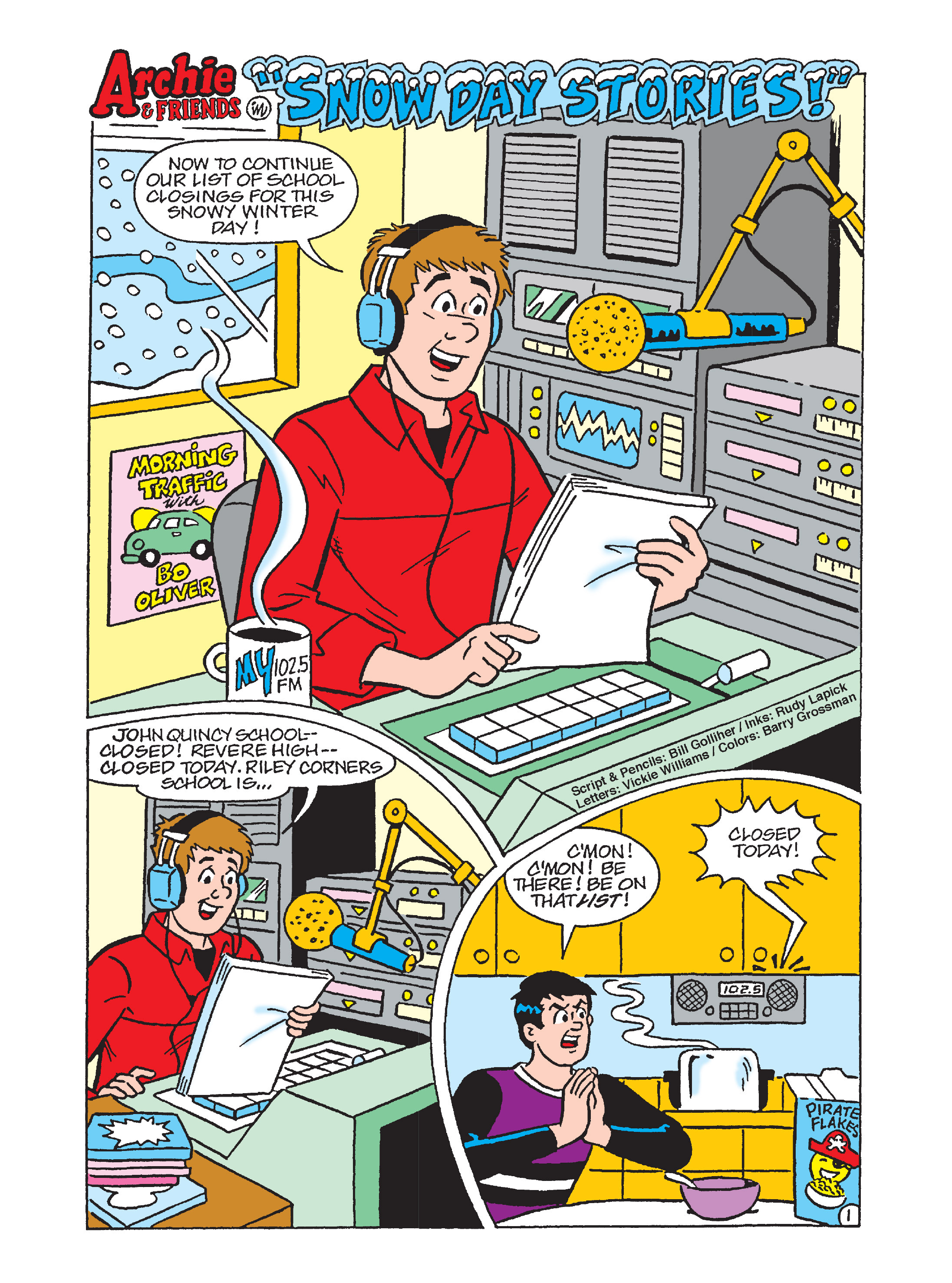 Read online Archie's Funhouse Double Digest comic -  Issue #1 - 144