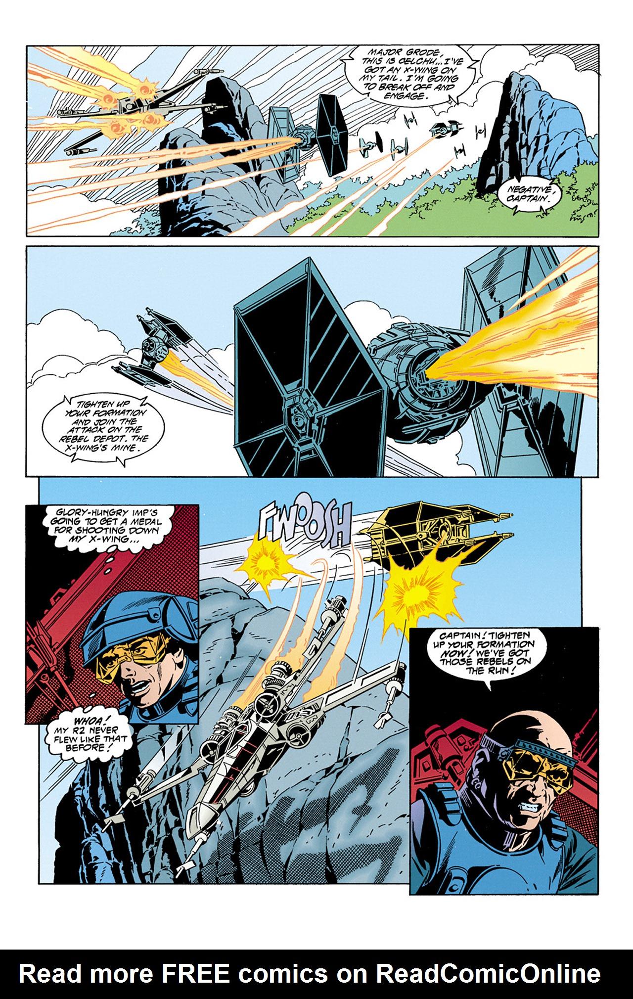 Read online Star Wars Omnibus comic -  Issue # Vol. 1 - 129