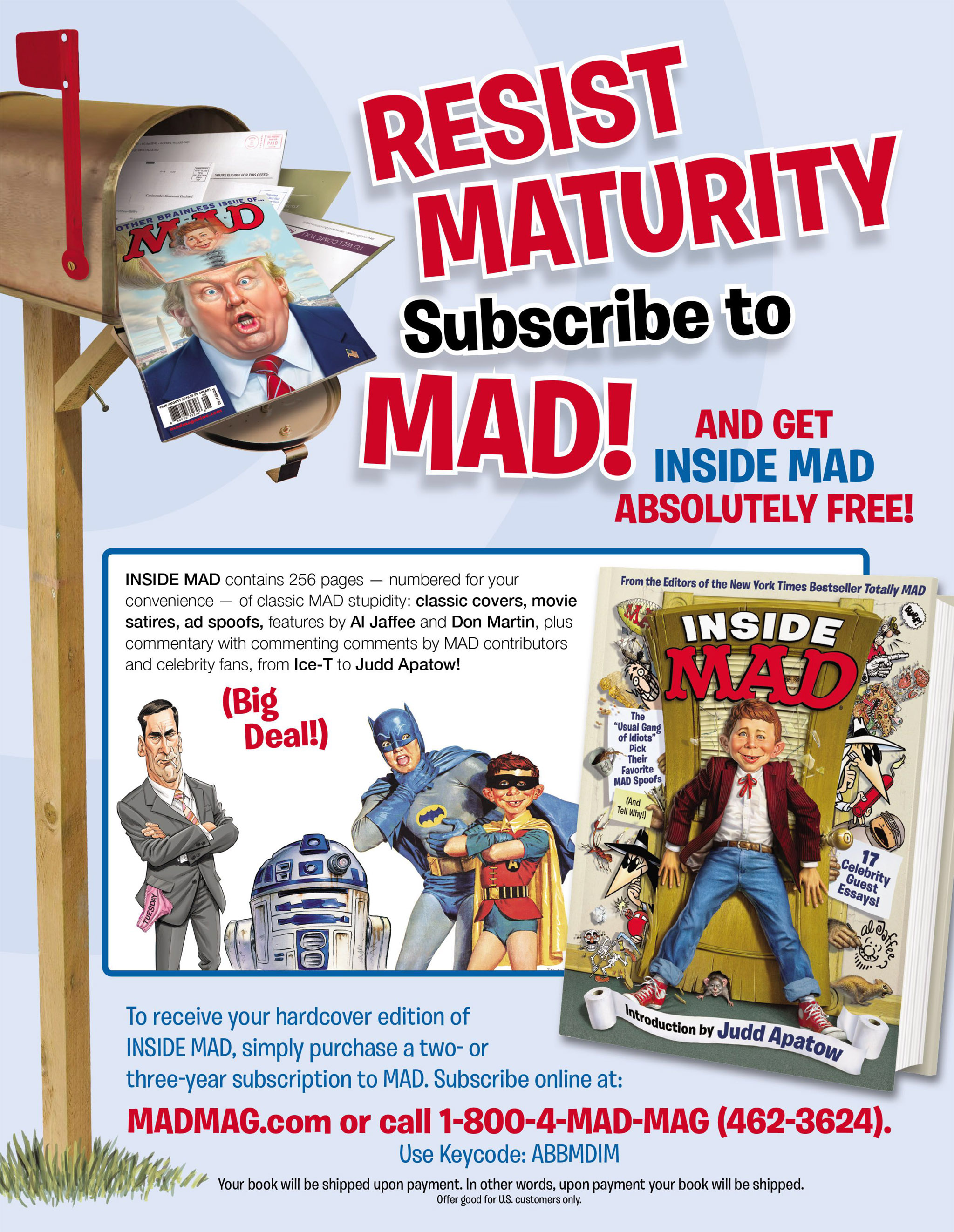 Read online MAD comic -  Issue #546 - 7
