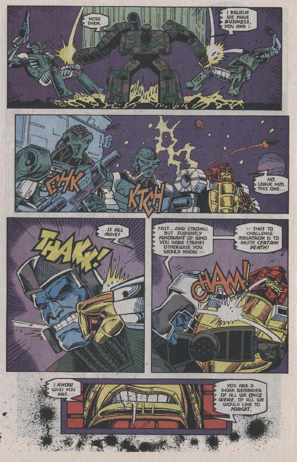 Read online Transformers: Generation 2 comic -  Issue #7 - 15
