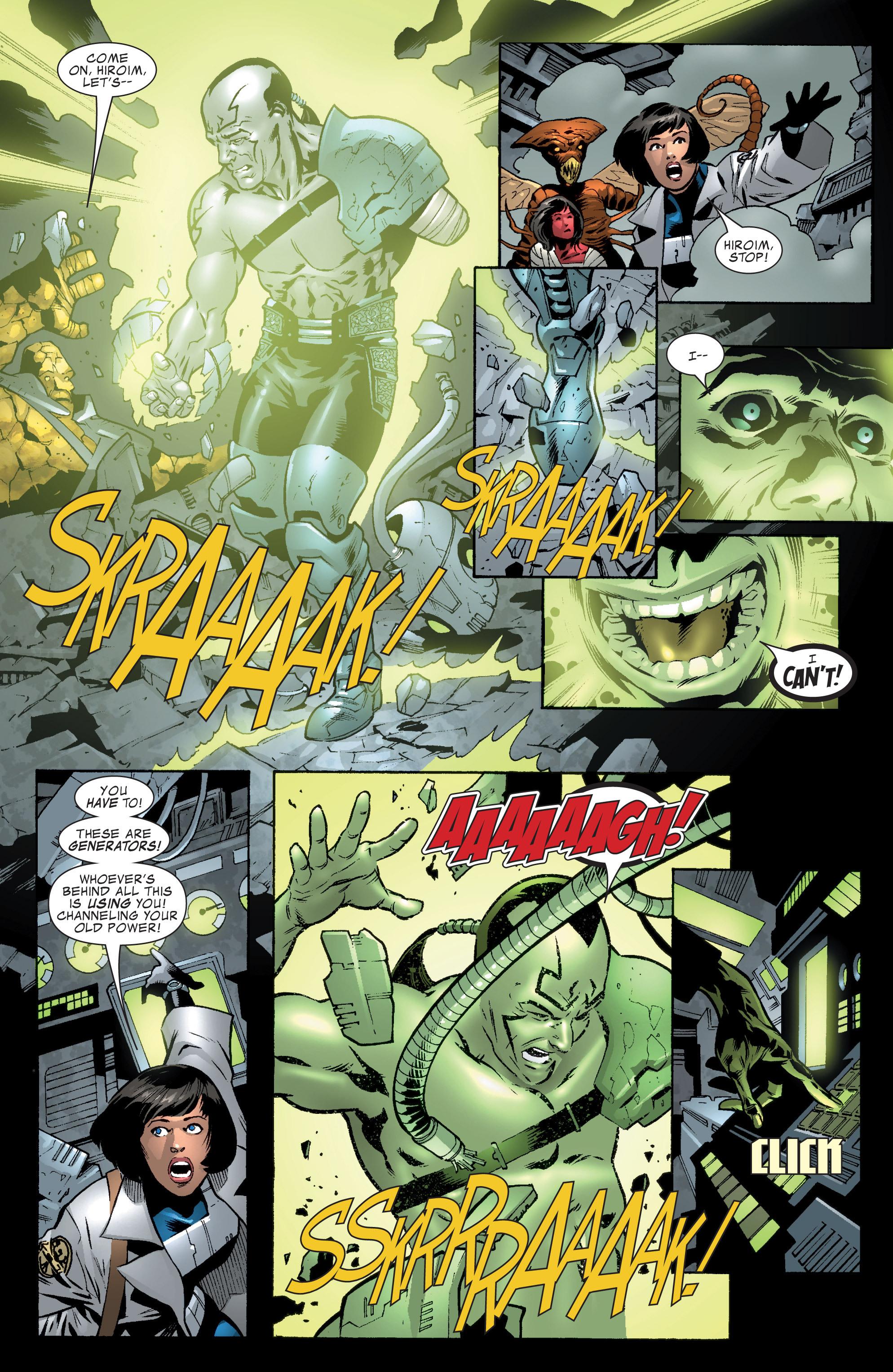 Read online World War Hulk Aftersmash: Warbound, Vol. 1 comic -  Issue #1 - 16