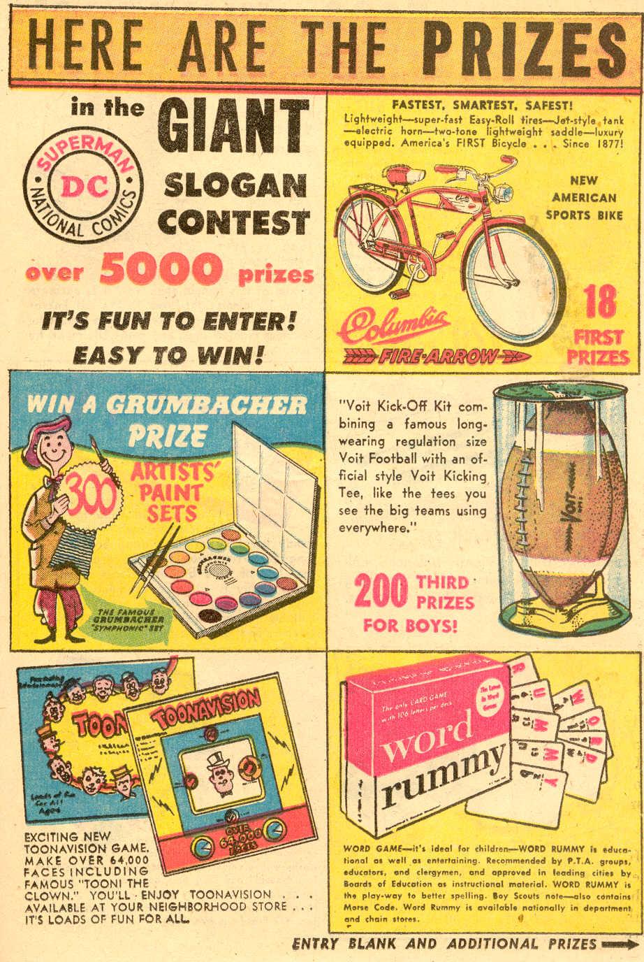 Read online Adventure Comics (1938) comic -  Issue #229 - 23