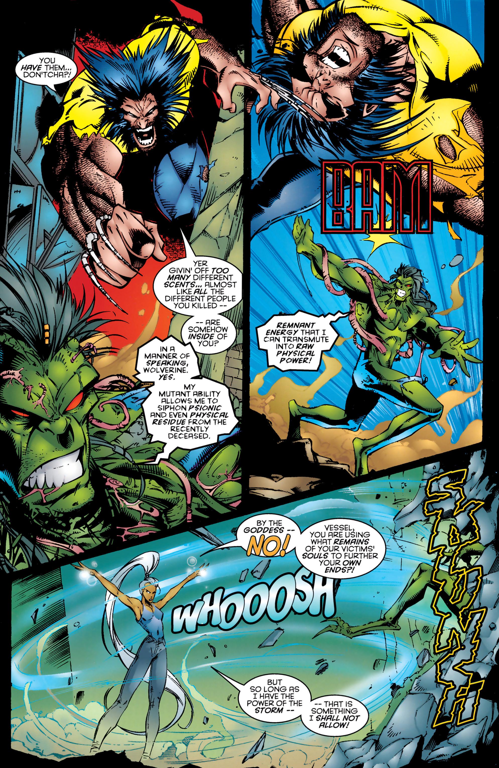 Read online Uncanny X-Men (1963) comic -  Issue #324 - 9